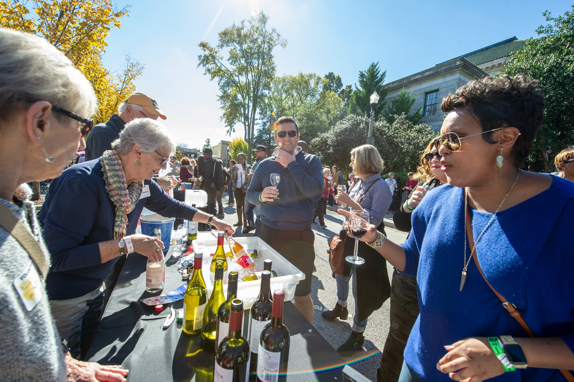 Best time for Decatur Wine Festival in Atlanta 2020