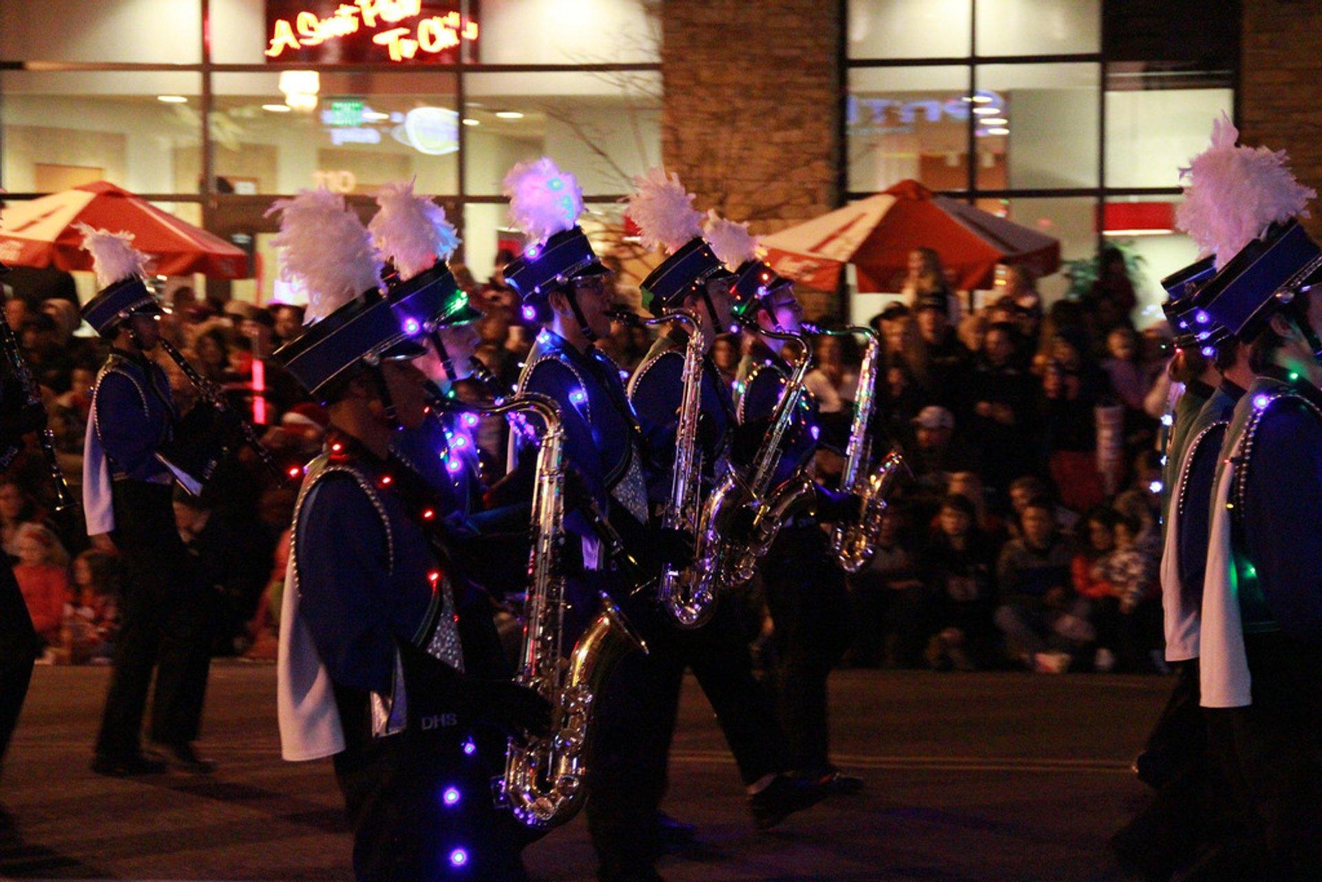 Colorado Springs Festival of Lights in Colorado 2019 - Best Time