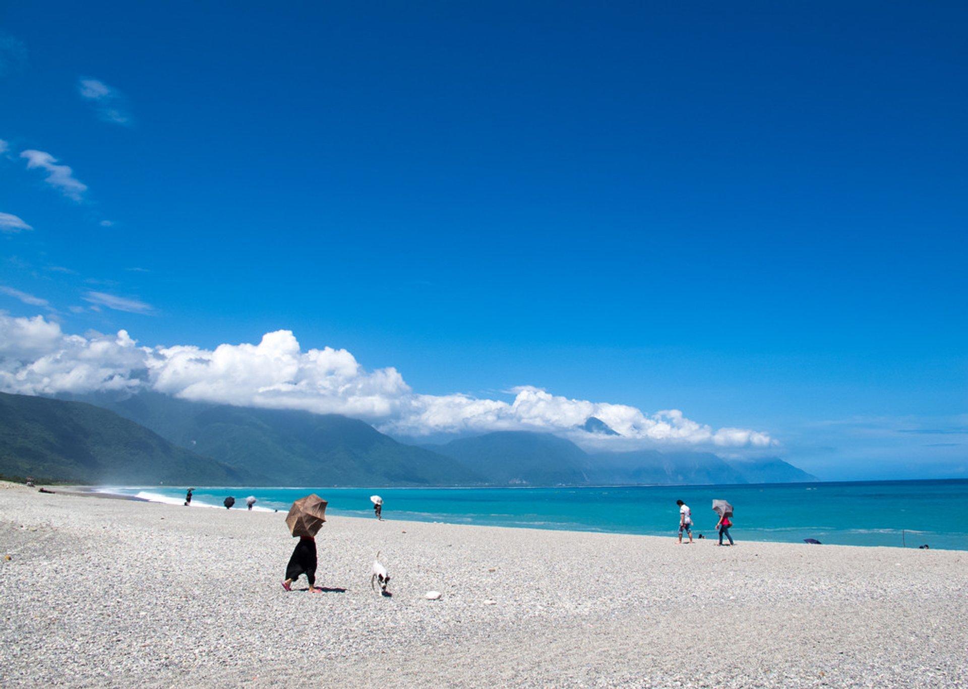 Qixingtan Beach 2020