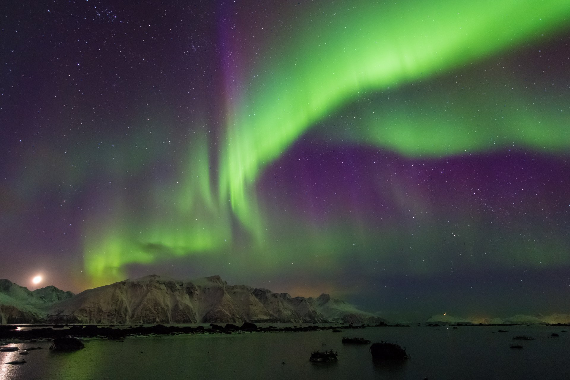 Northern or Polar Lights in Norway 2020 - Best Time