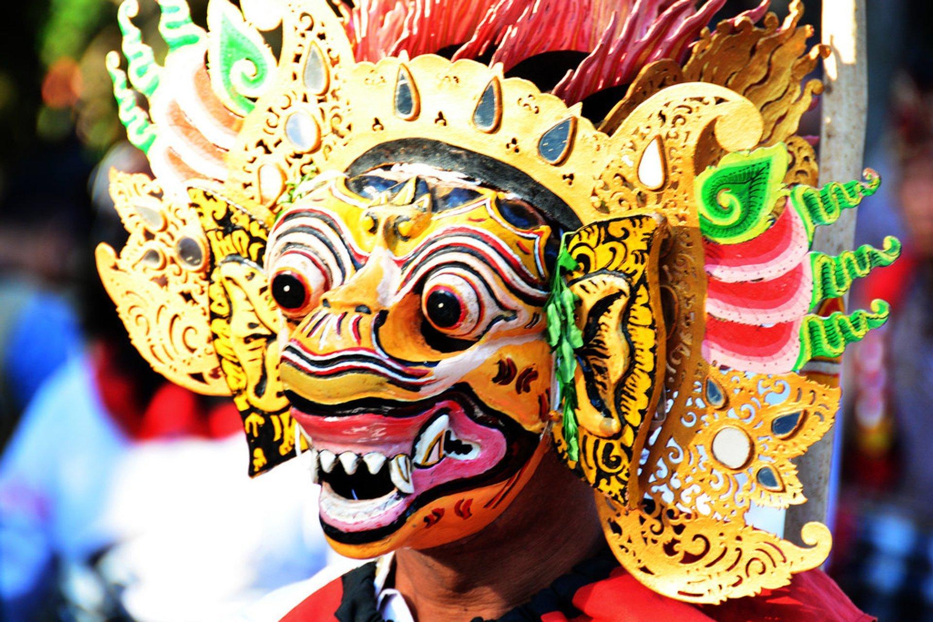 Bali Arts Festival in Bali 2020 - Best Time