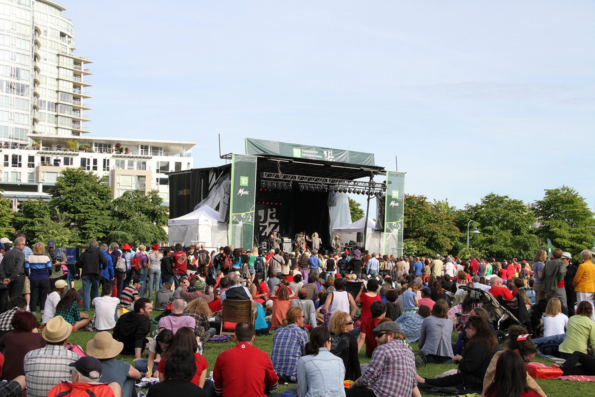 Best time for Vancouver International Jazz Festival in Vancouver 2020