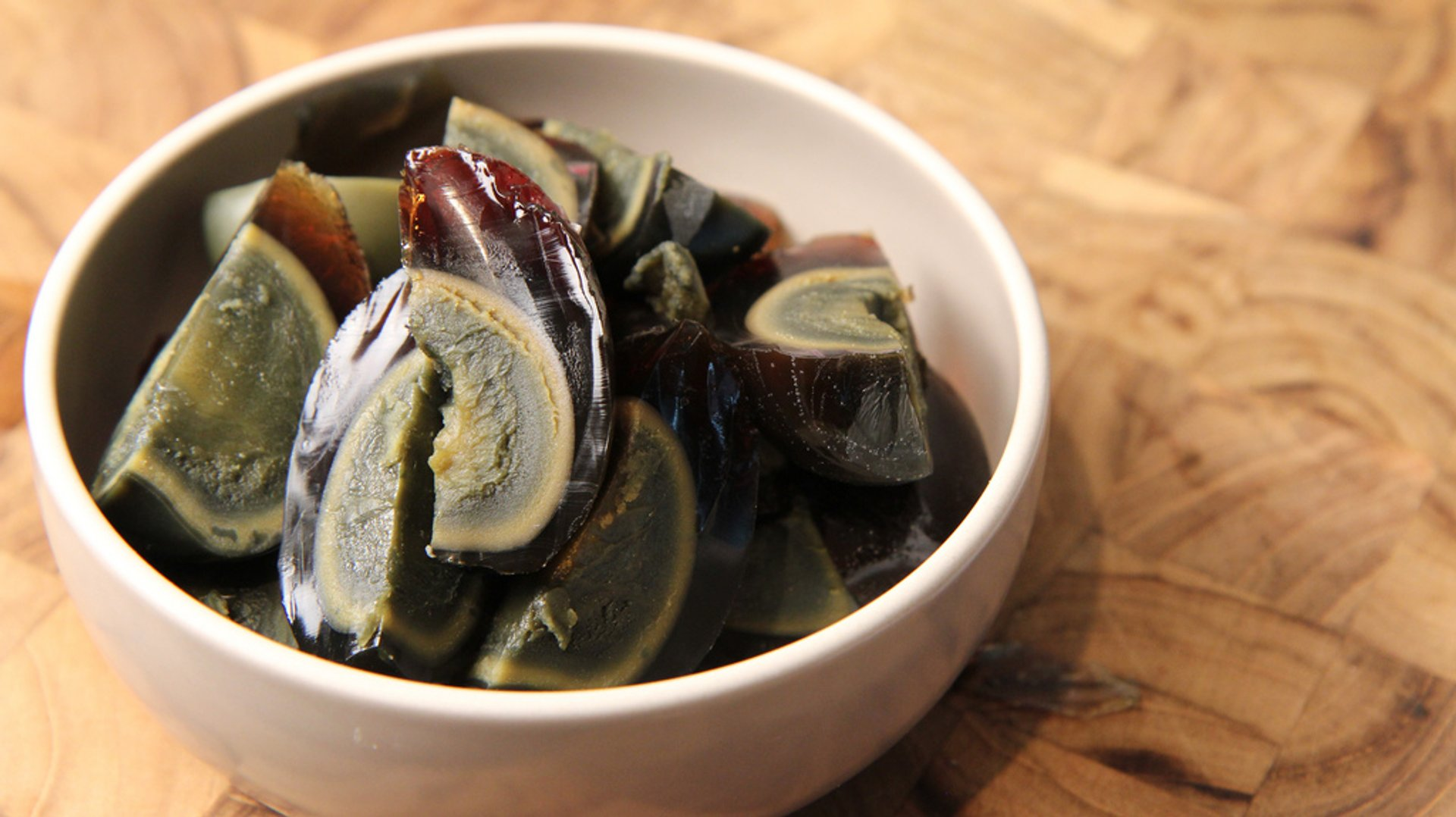 Century Eggs in China - Best Season