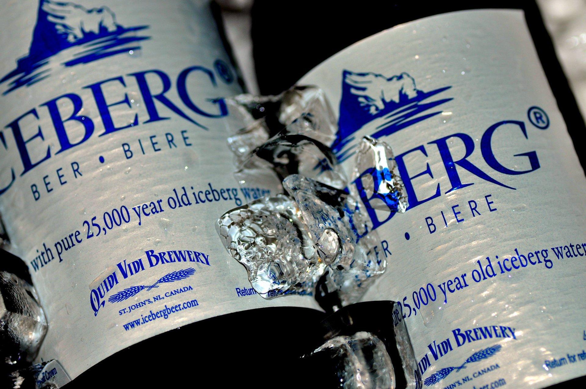 Iceberg Beer in Newfoundland and Labrador 2020 - Best Time