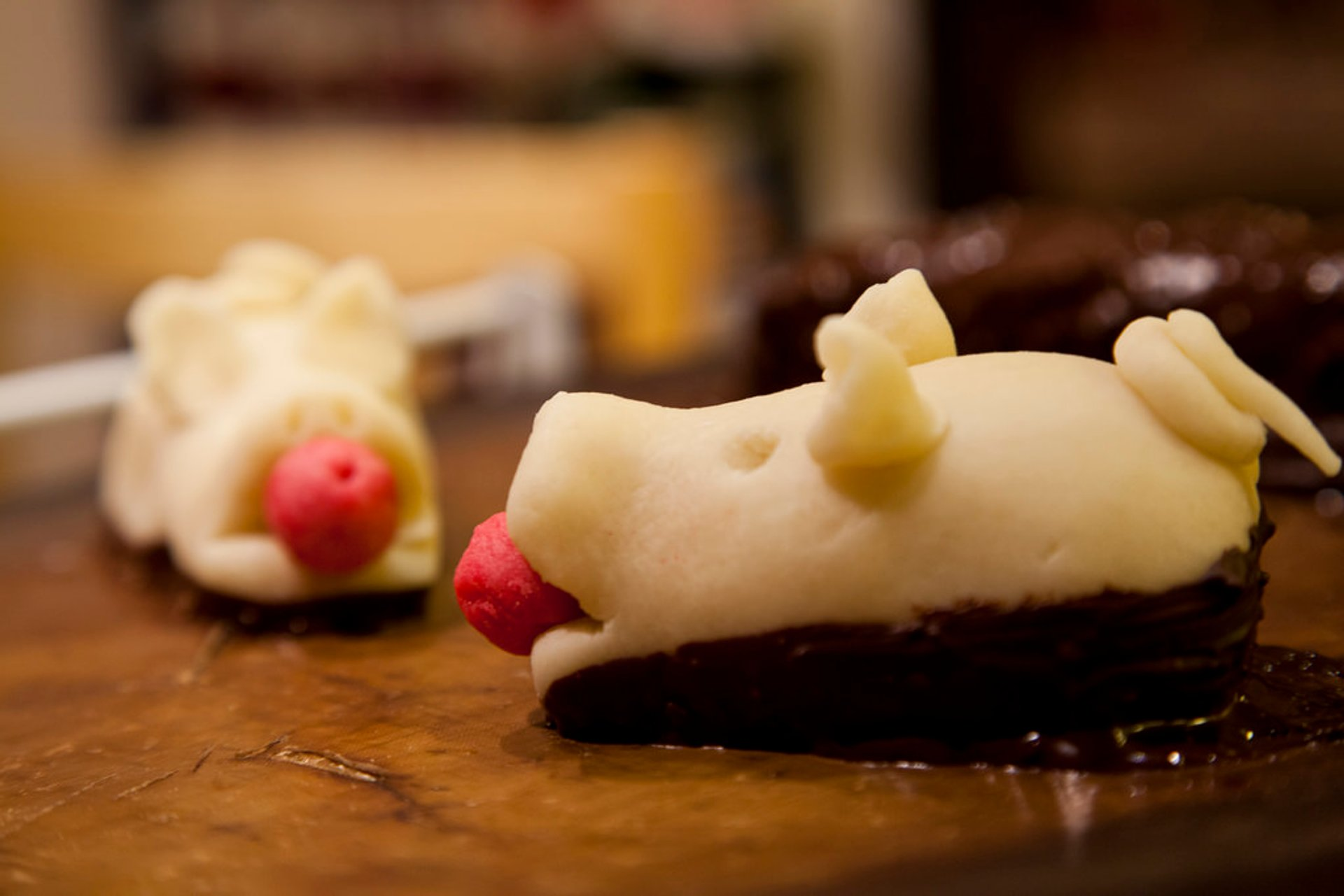 Christmas Desserts: Multekrem, Riskrem, Marzipan Christmas Pig in Norway - Best Season 2020