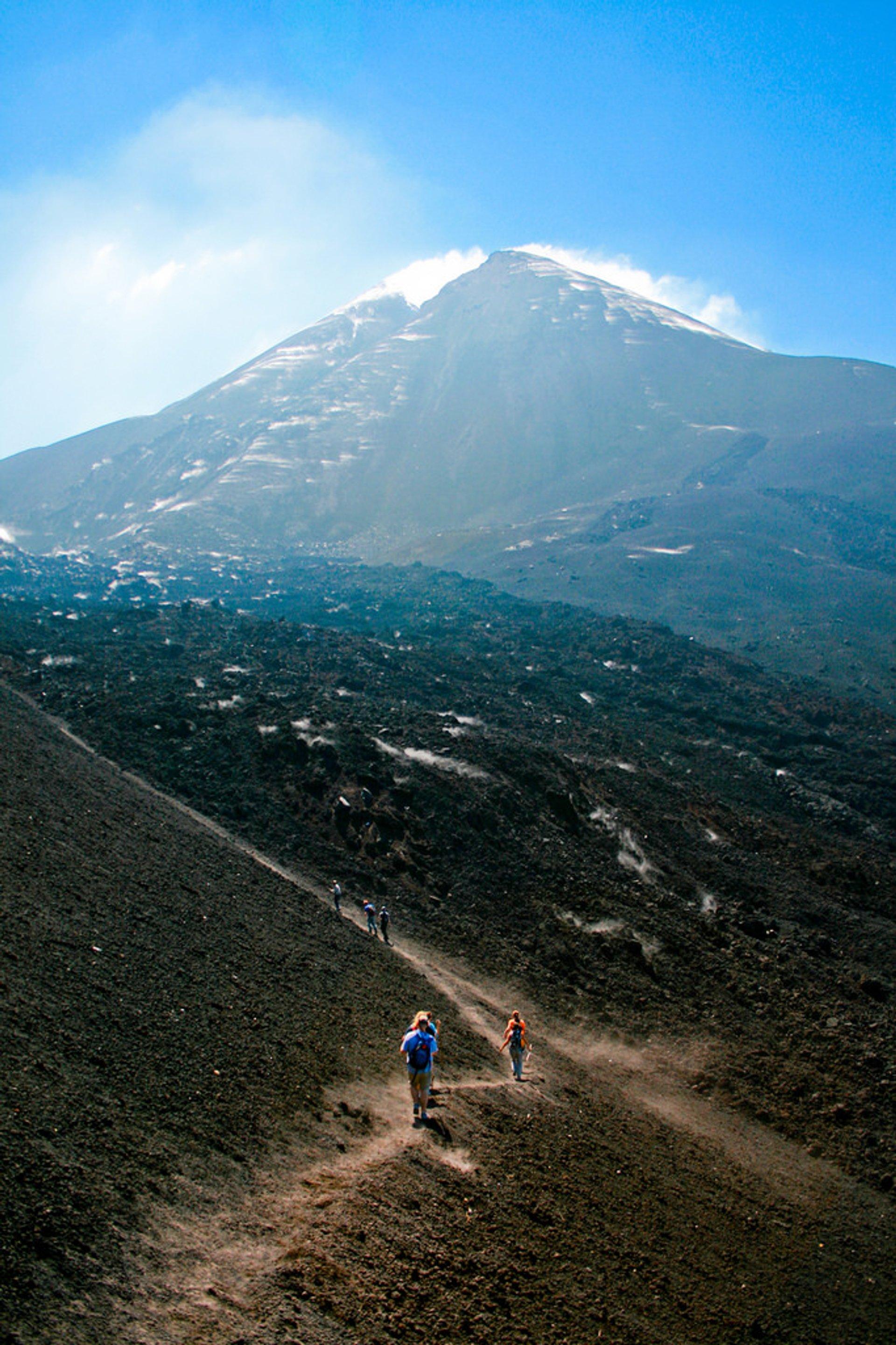 Pacaya Volcano 2020
