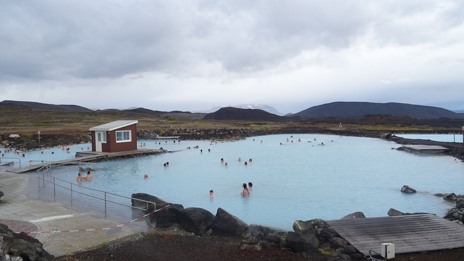 Myvatn Nature Baths in Iceland 2020 - Best Time