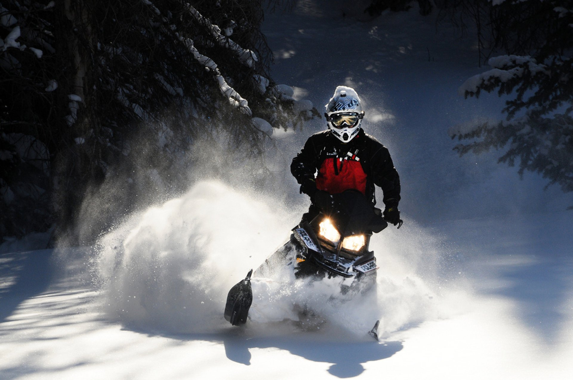 Snowmobiling in Utah 2019 - Best Time
