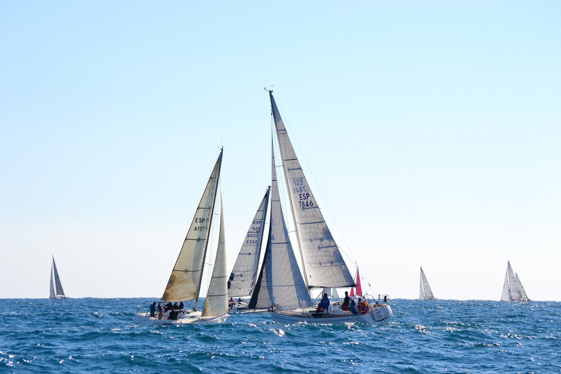 Yachting Season​ in Barcelona 2019 - Best Time