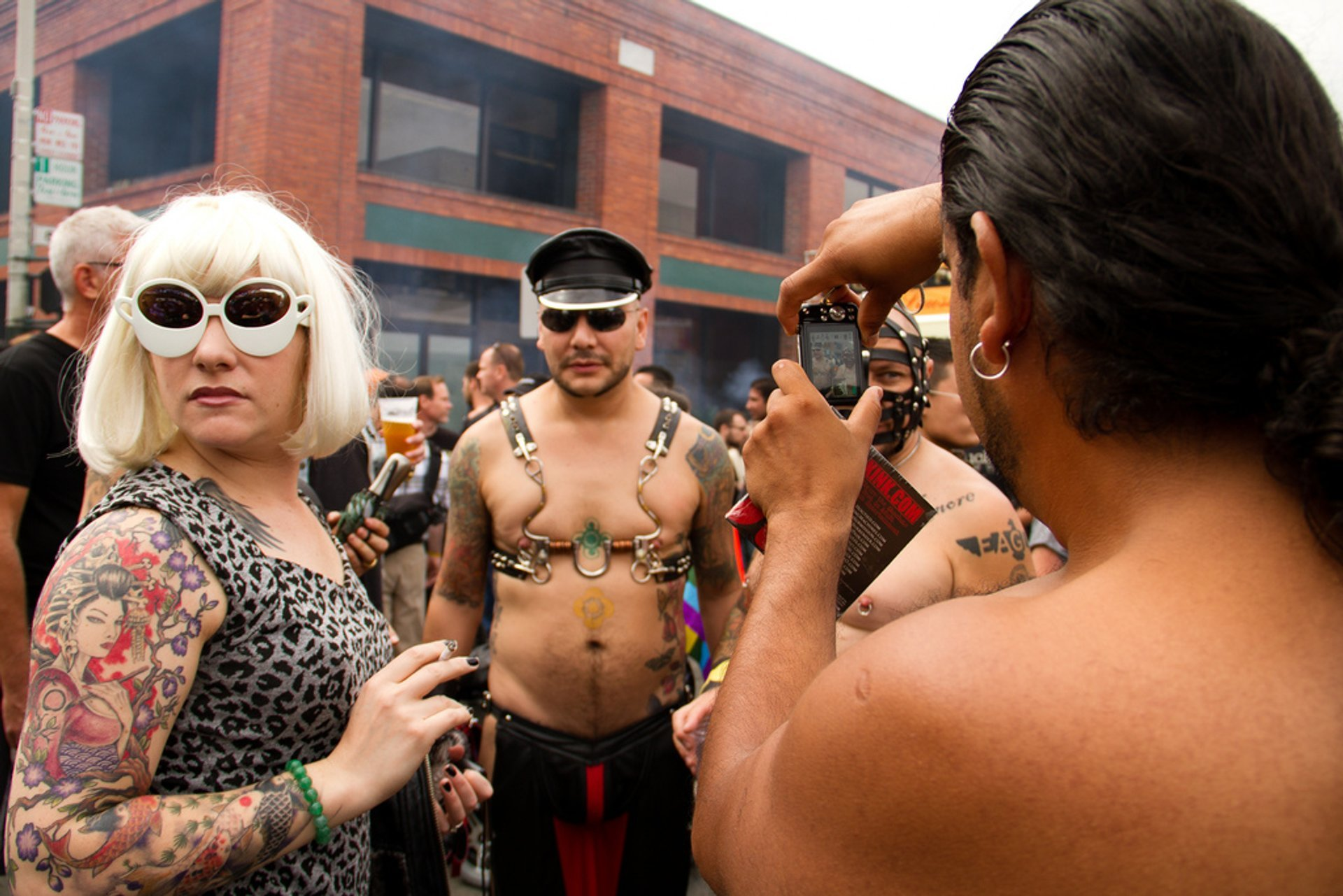 Best time for Folsom Street Fair 2020