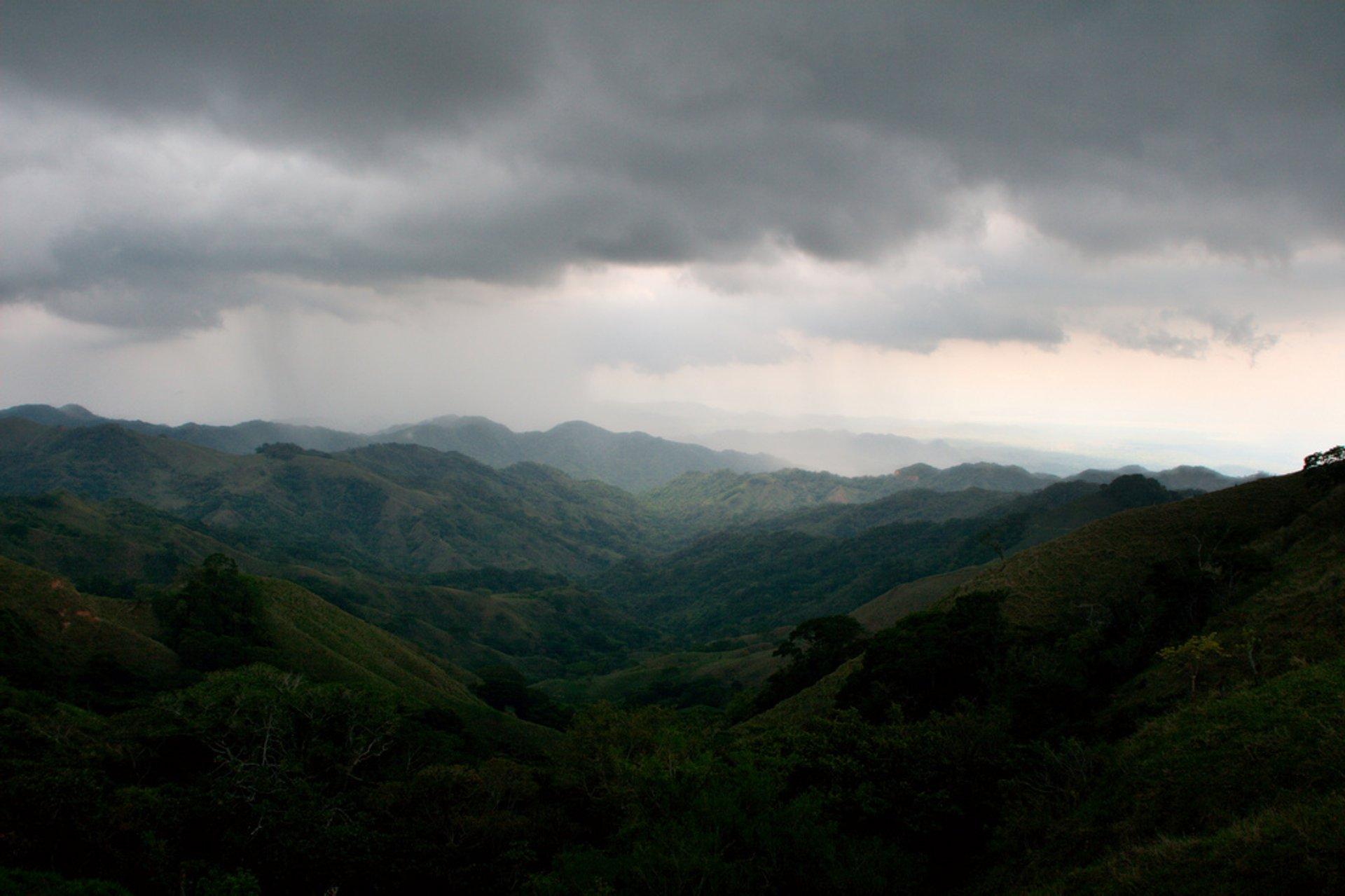 Wet Season (Summer) in Costa Rica - Best Season 2020