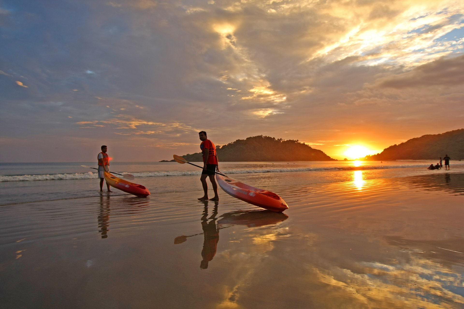 Kayaking in Goa 2019 - Best Time