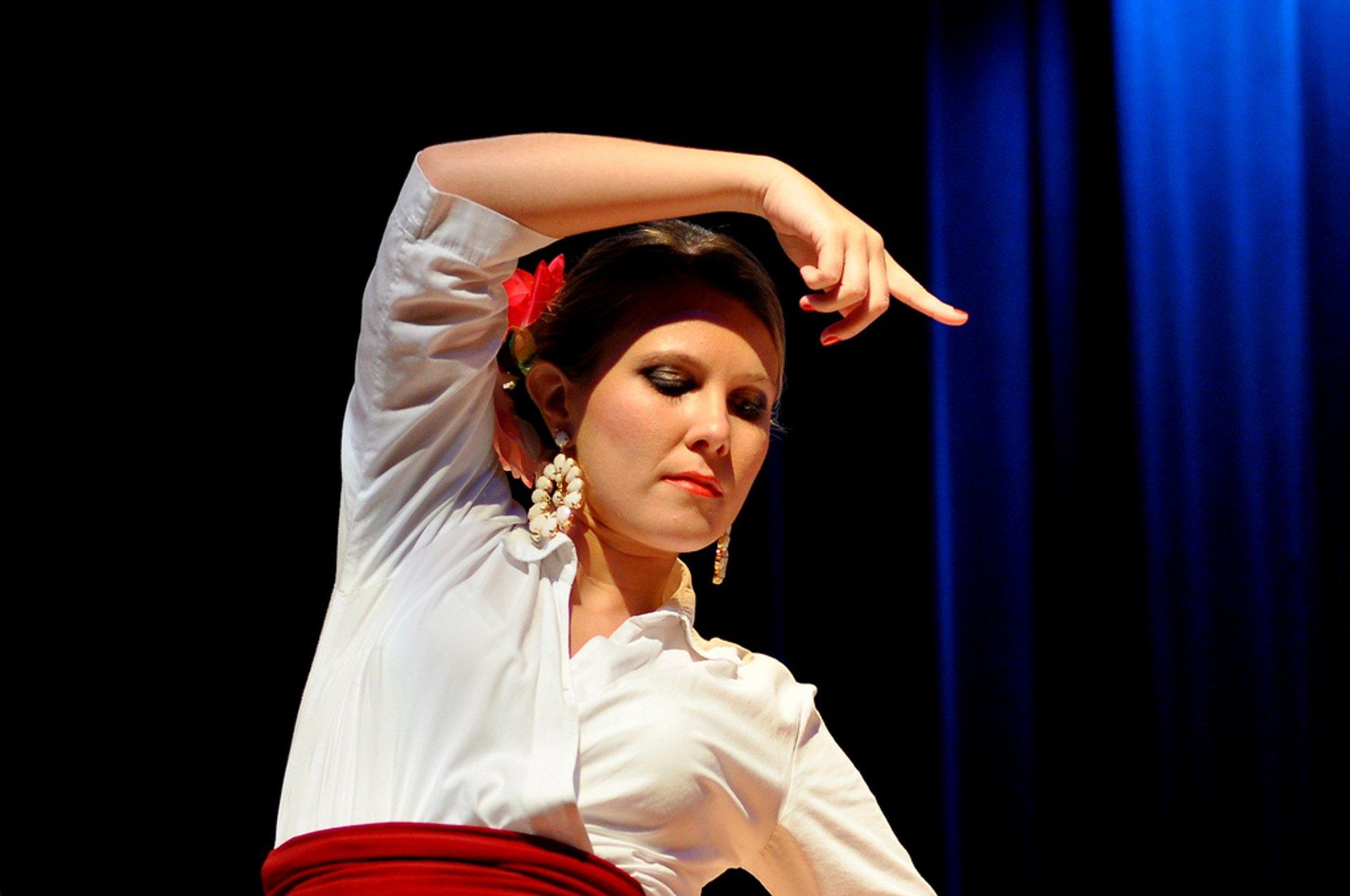 Flamenco Madrid in Madrid 2019 - Best Time