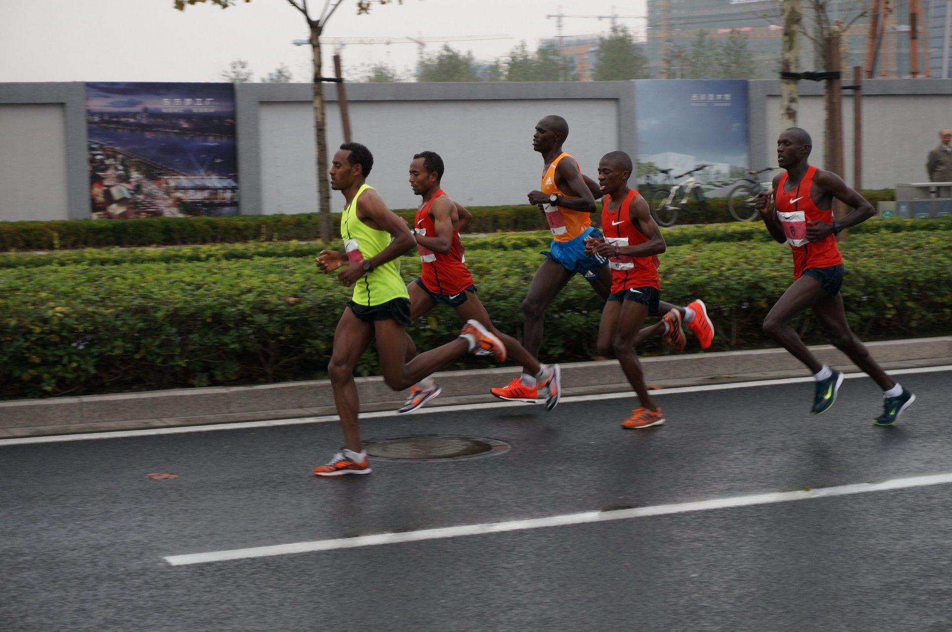 Shanghai International Marathon in Shanghai - Best Season 2019