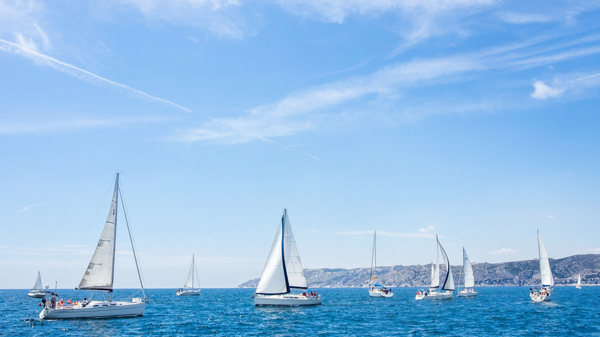 Sailing in Provence & French Riviera 2020 - Best Time