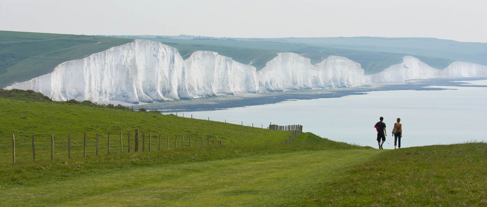Chalk Cliffs of East Sussex in England 2019 - Best Time
