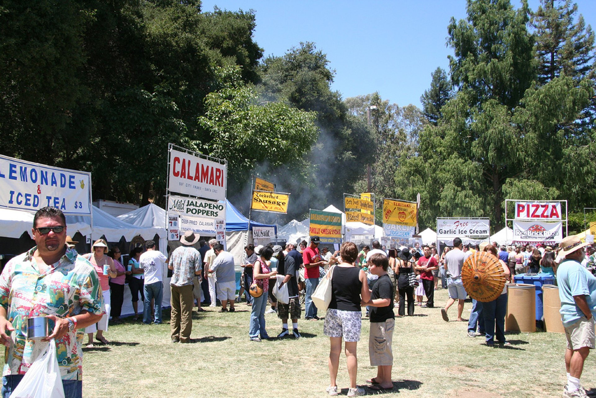Best time to see Gilroy Garlic Festival in San Francisco 2019