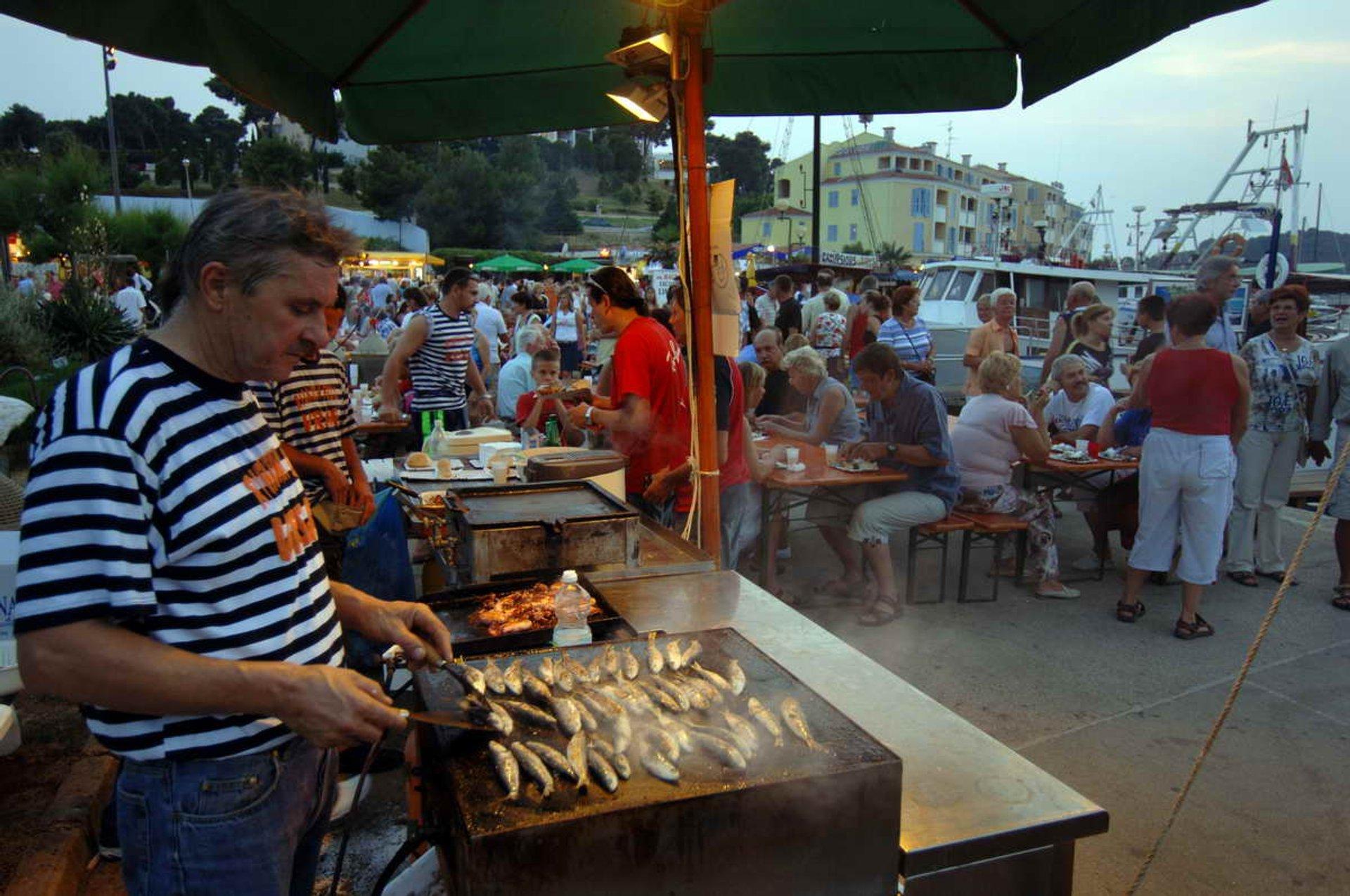 Ribarska Festa in Croatia 2020 - Best Time