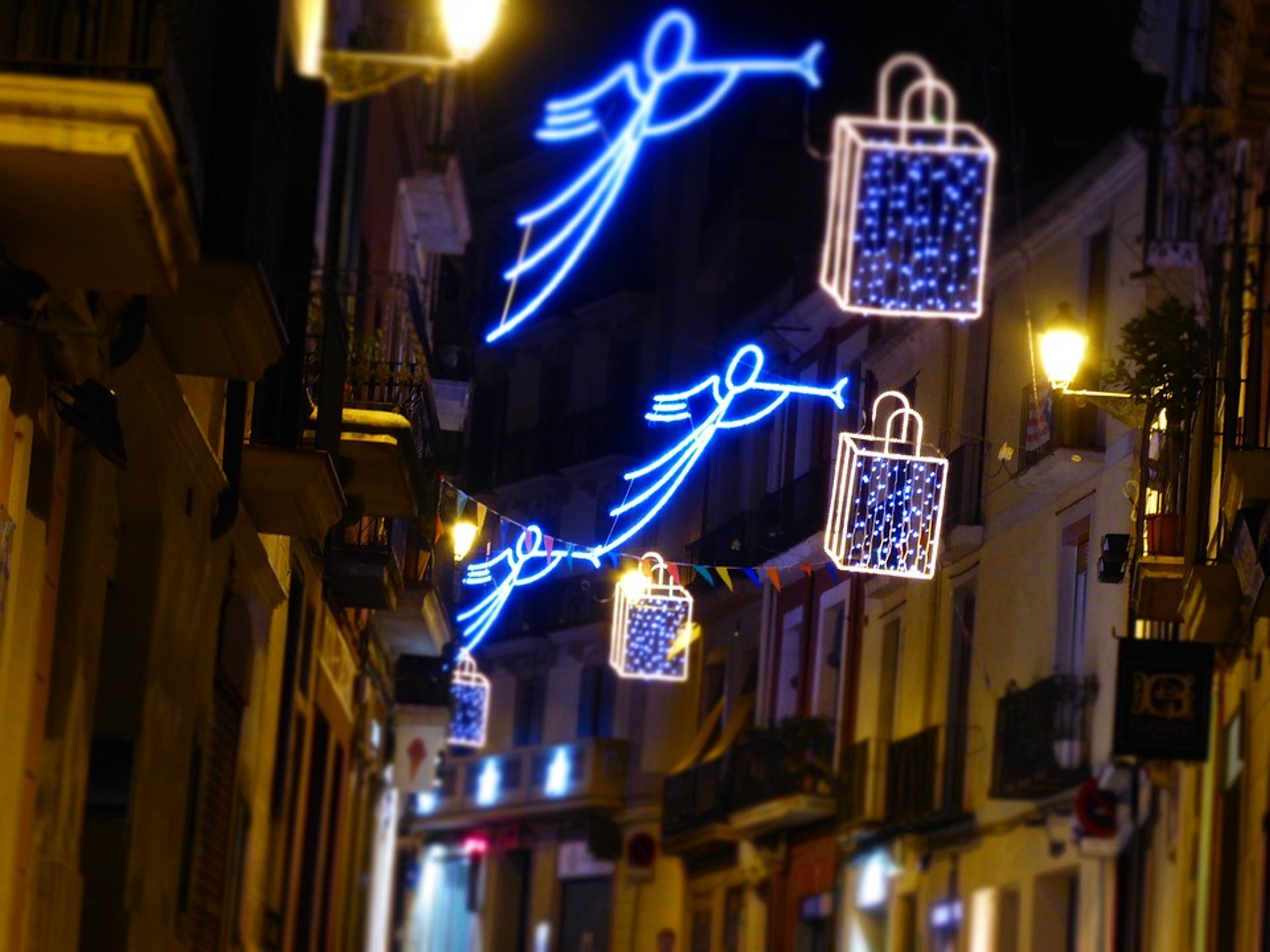 Best time for Christmas or Navidades in Spain 2019