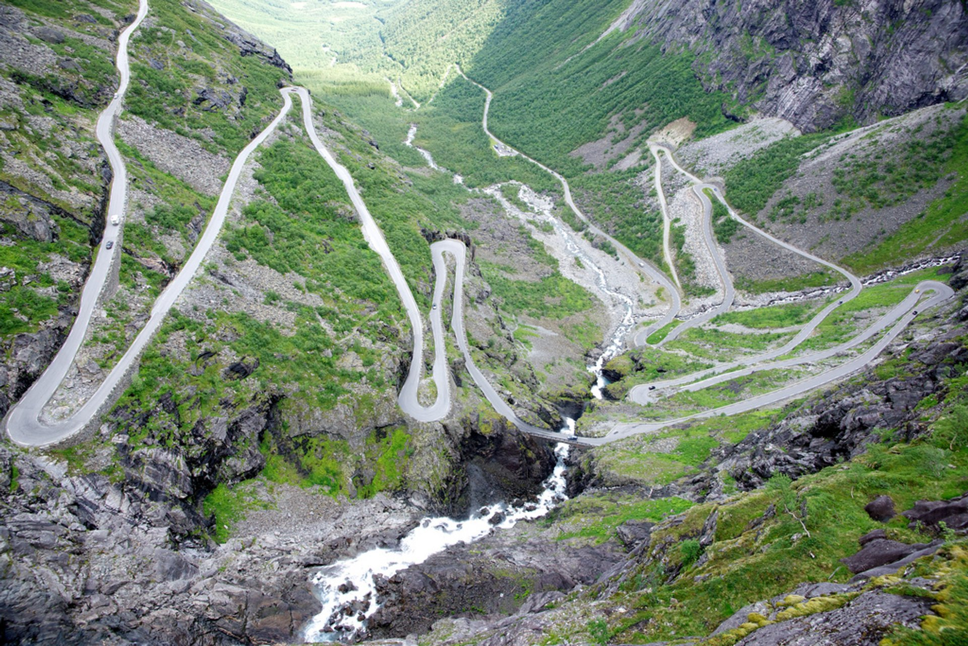 Trollstigen—the Troll's Road in Norway - Best Season