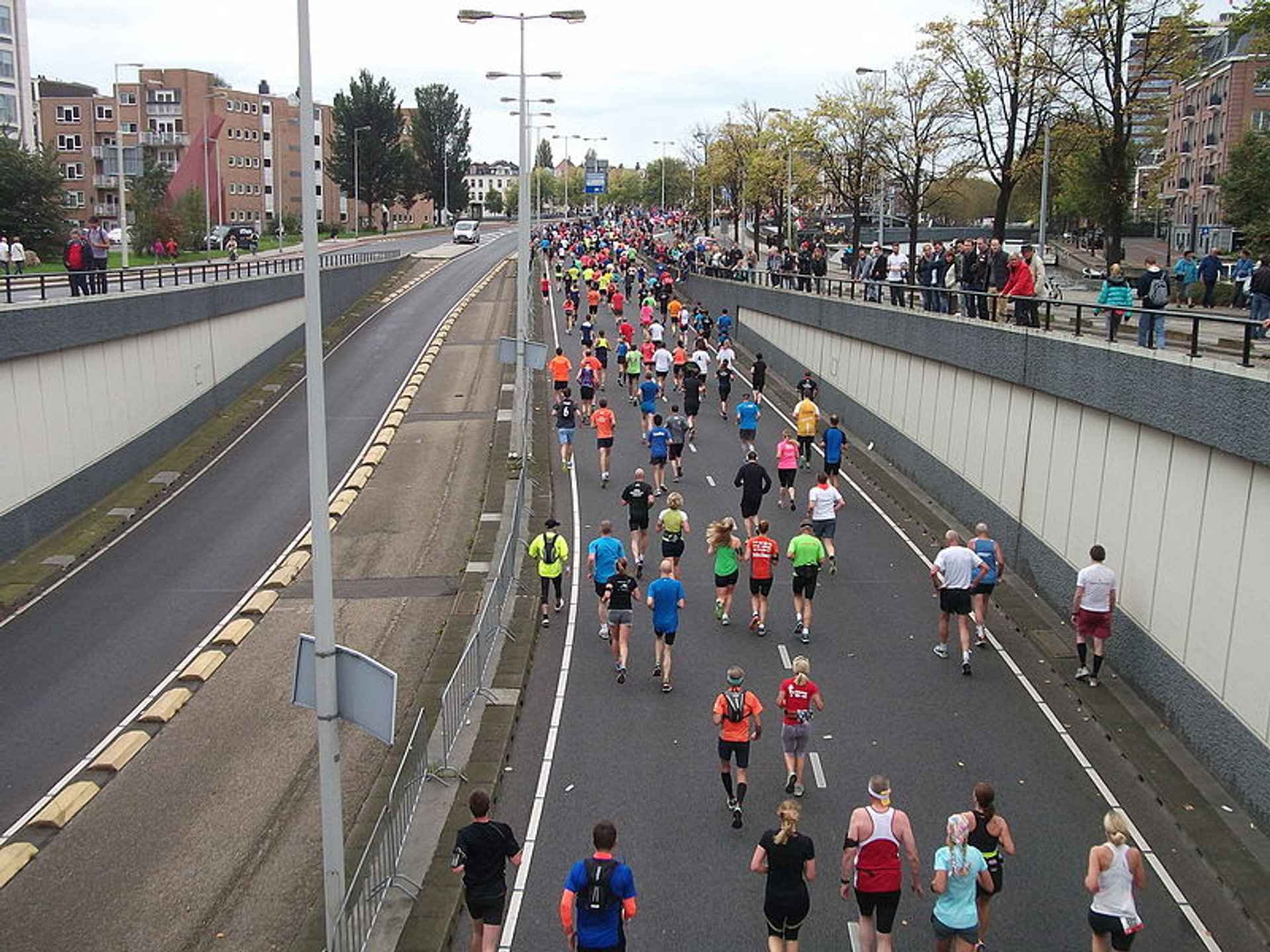TCS Amsterdam Marathon in Amsterdam - Best Time