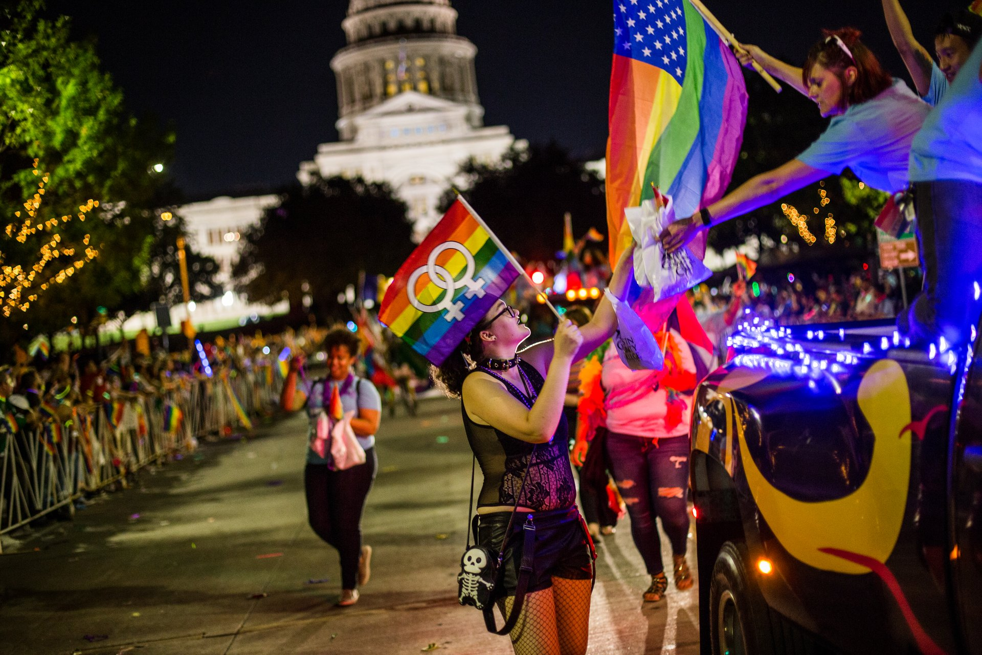 Best time for Austin Pride 2020
