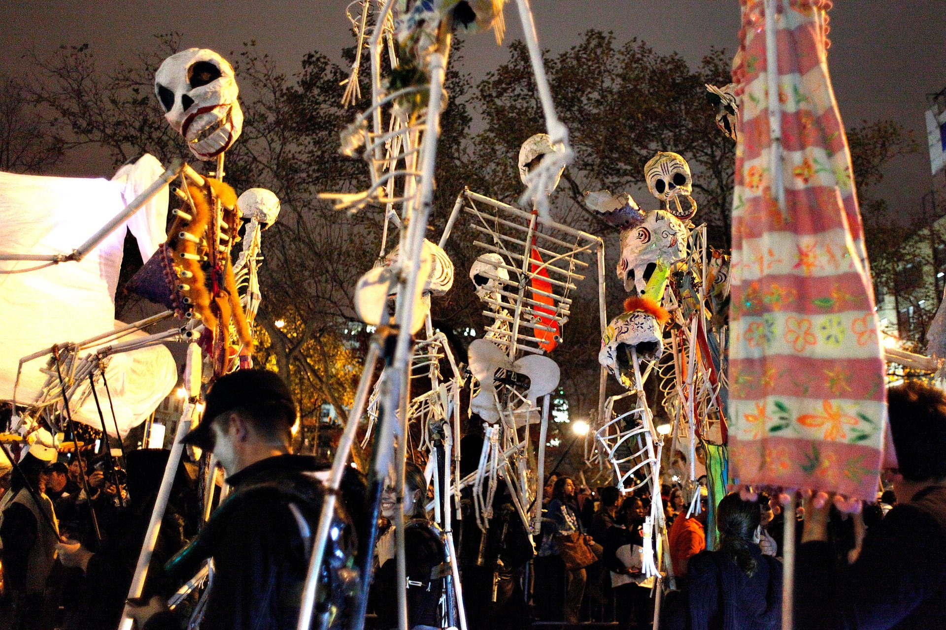 Village Halloween Parade in New York 2019 - Best Time