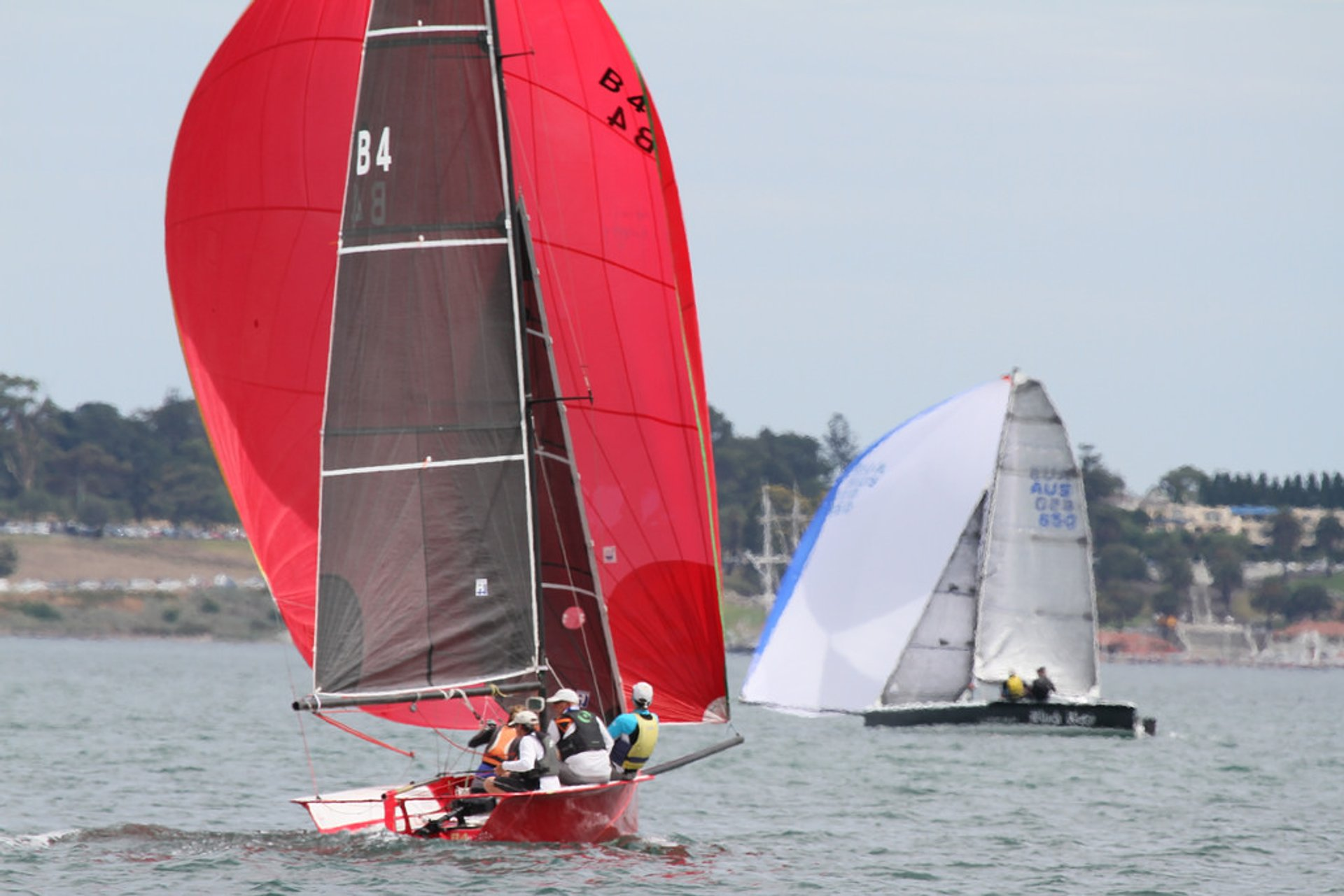 Best time to see Festival of Sails in Victoria 2020