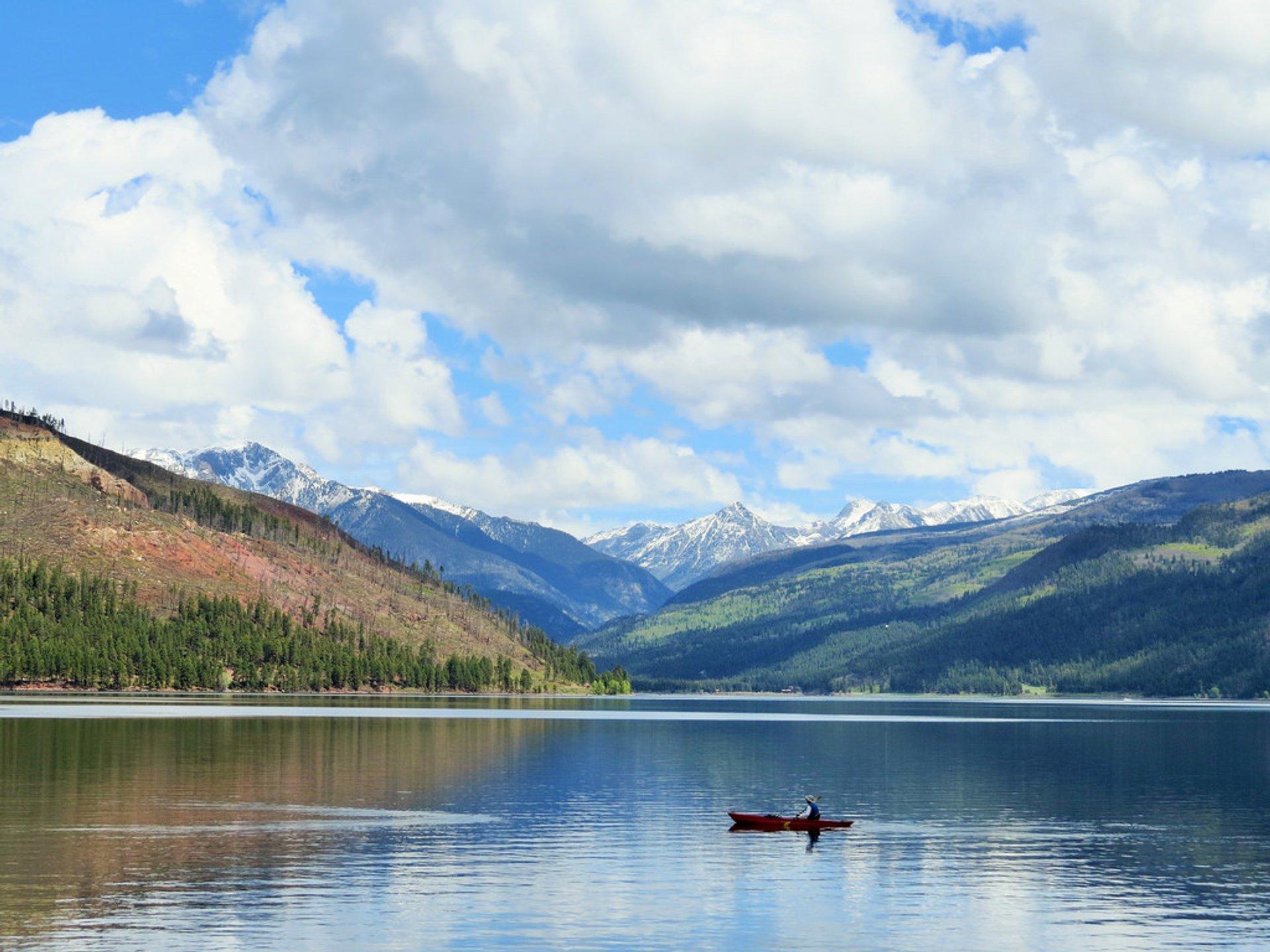 Kayaking in Colorado 2020 - Best Time