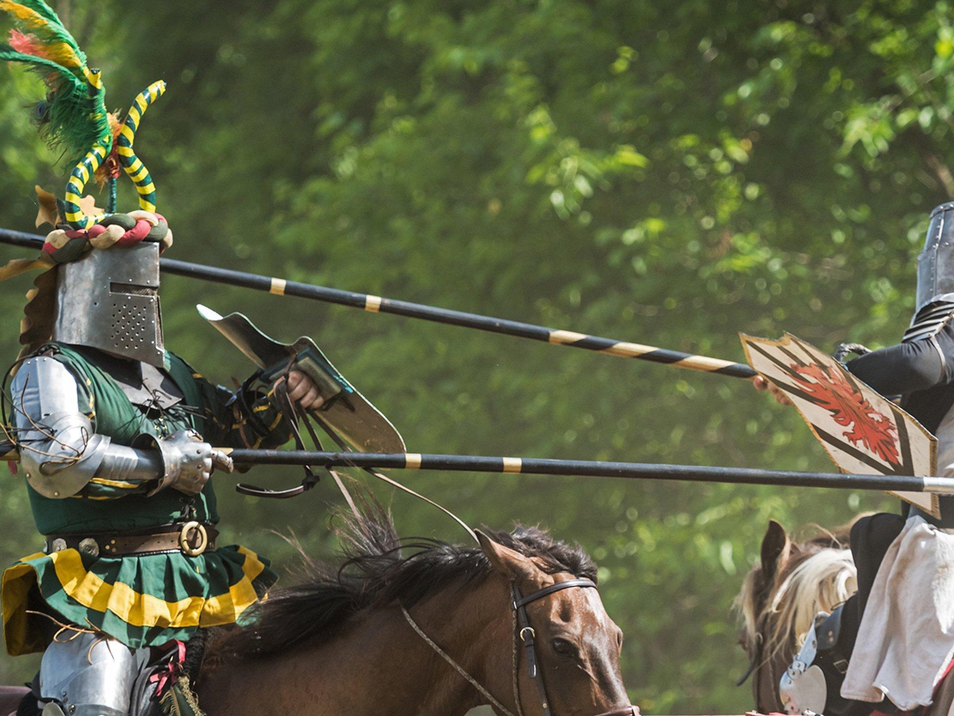 Kentucky Highland Renaissance Festival in Kentucky - Best Season 2020