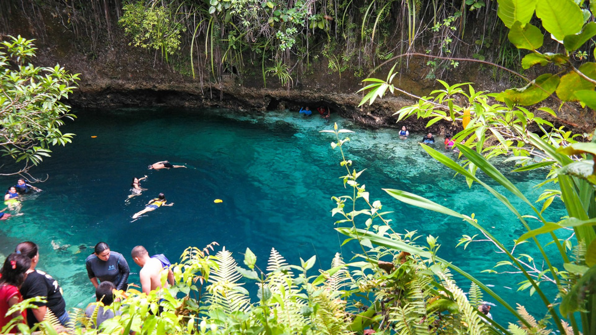 Hinatuan Enchanted River in Philippines - Best Season 2020