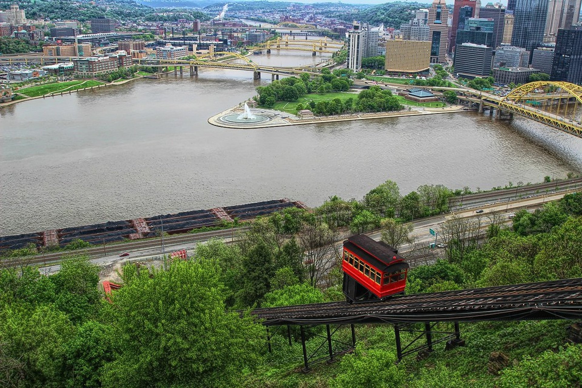 The Duquesne Incline 2020