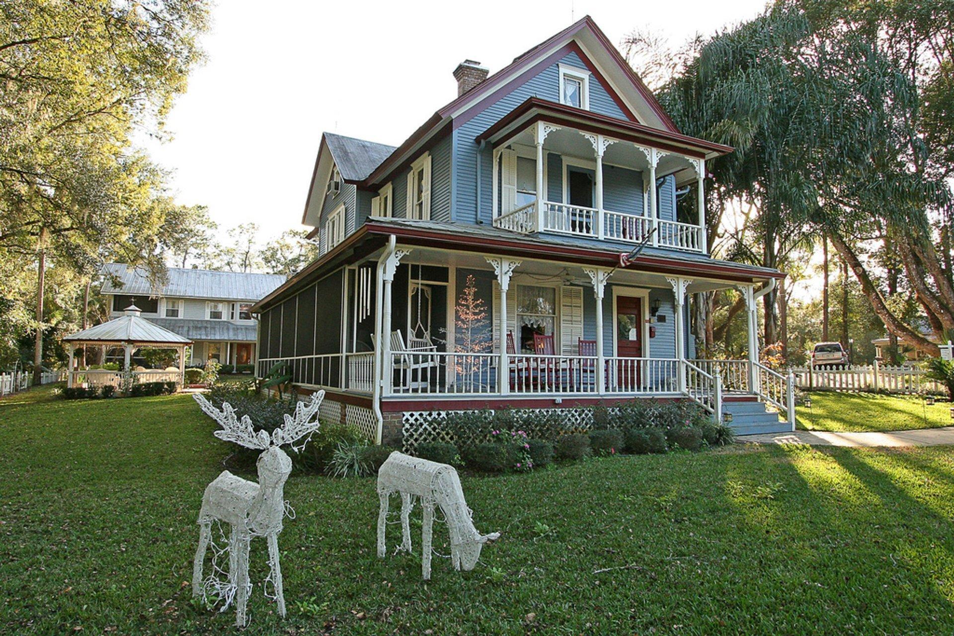 Cassadaga Spiritualist Camp in Florida - Best Season 2020