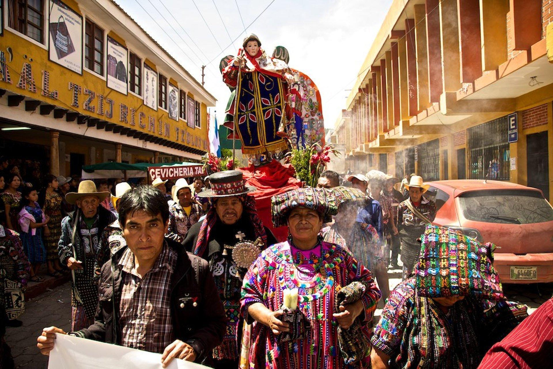 Día de la Asunción in Guatemala 2020 - Best Time