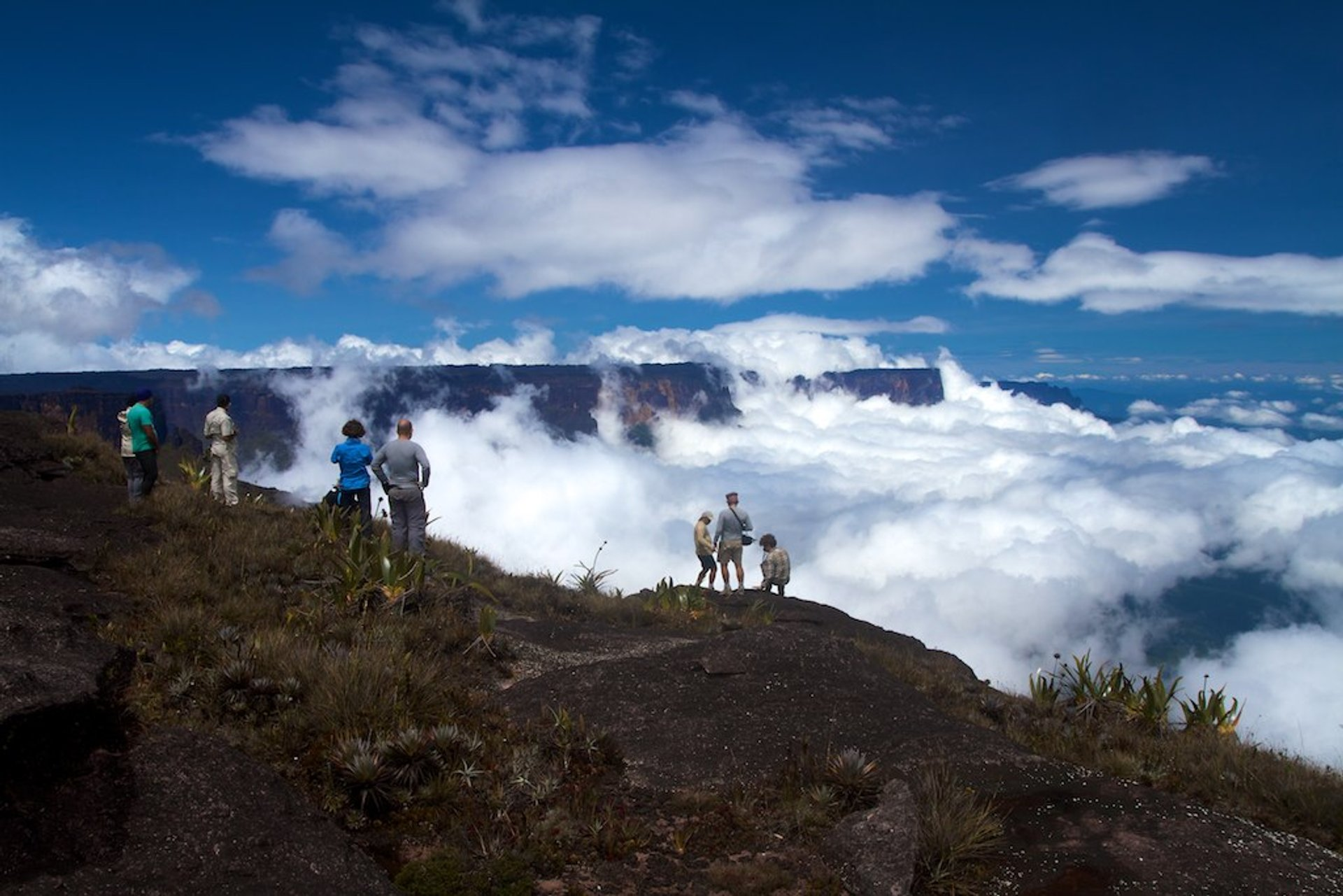 Best time to see Hiking Mount Roraima in Venezuela 2020