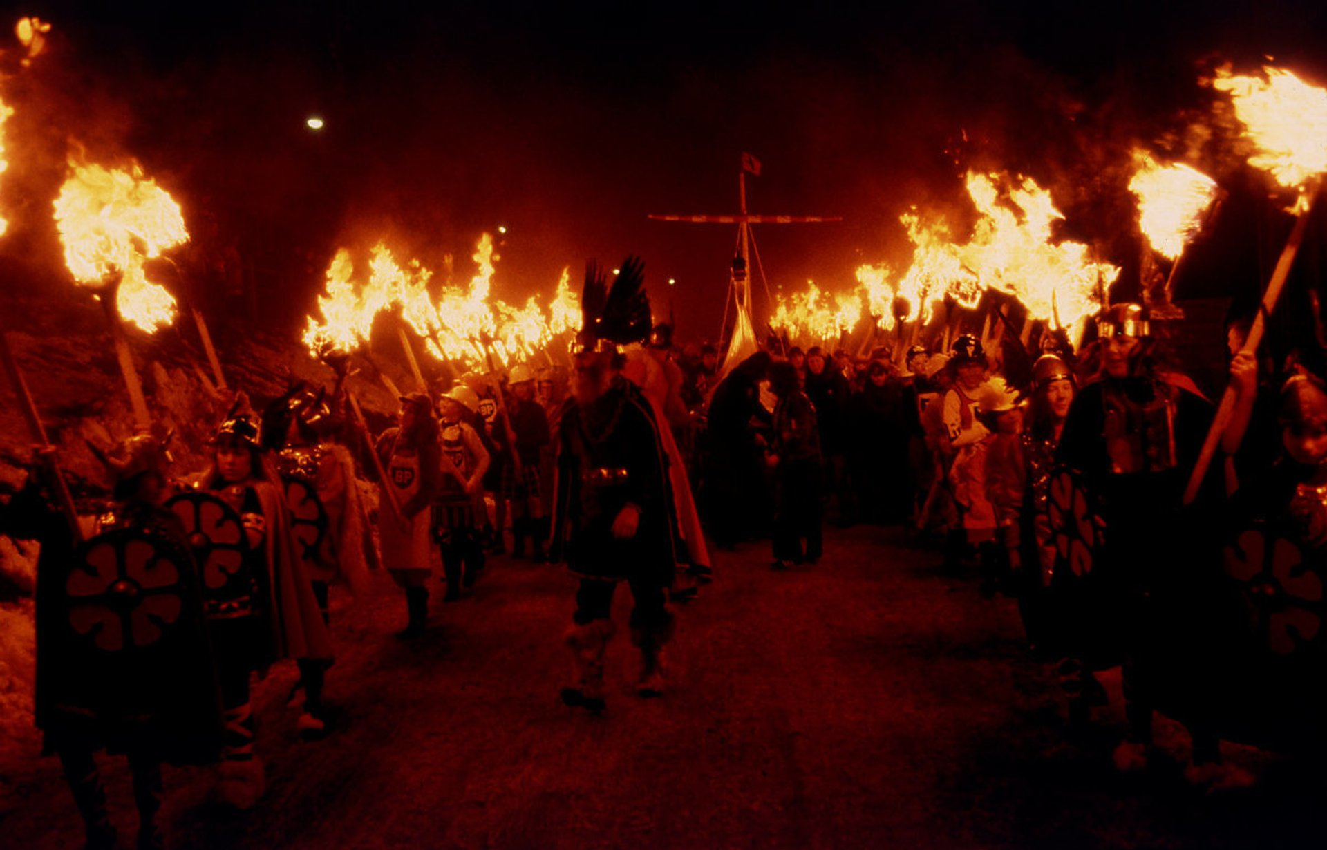 Up Helly Aa in Scotland - Best Season 2020