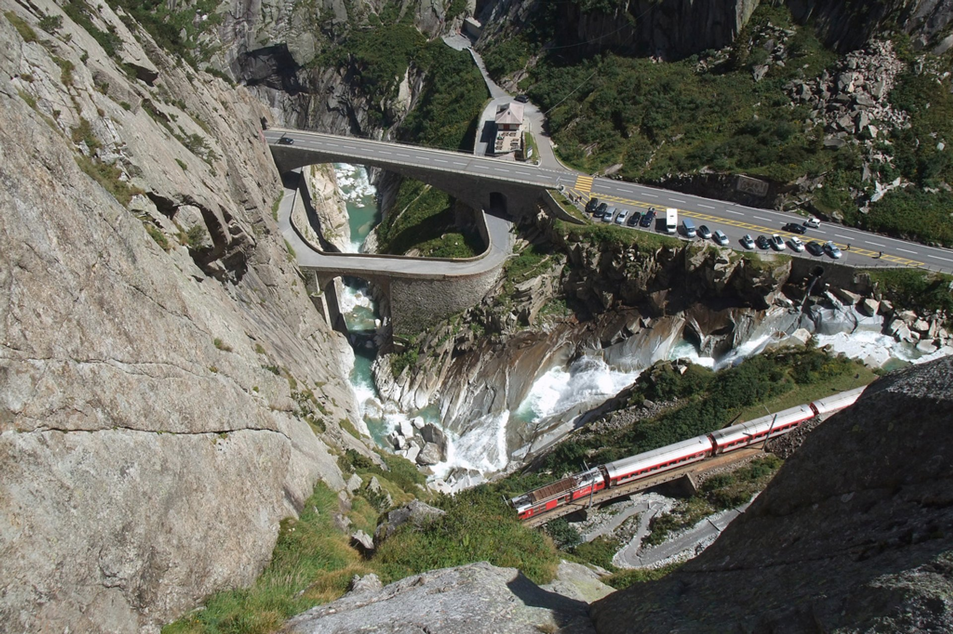 Teufelsbrücke or Devil's Bridge in Switzerland 2020 - Best Time