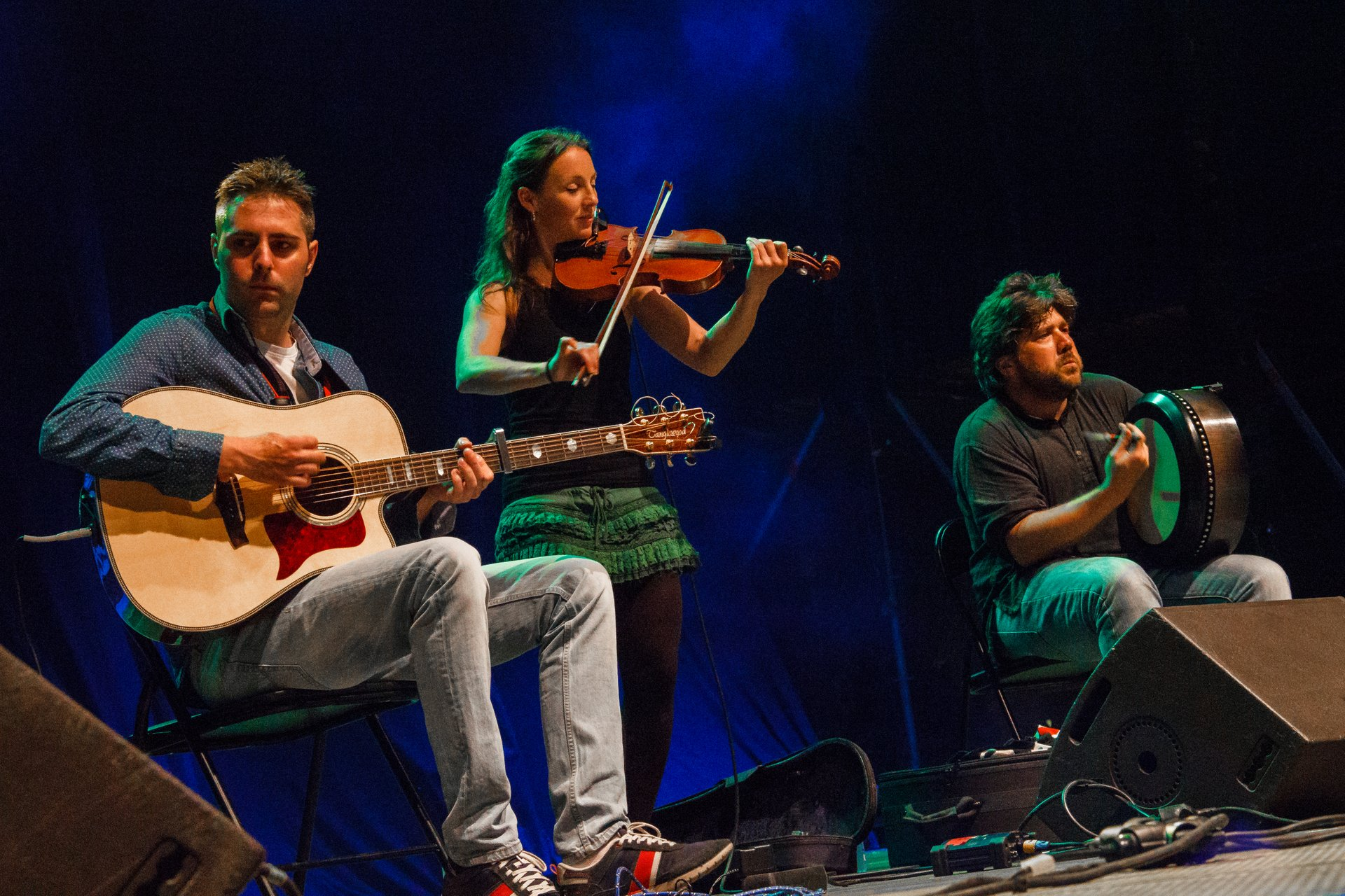 Best time to see Ortigueira's Festival of Celtic World in Spain 2020