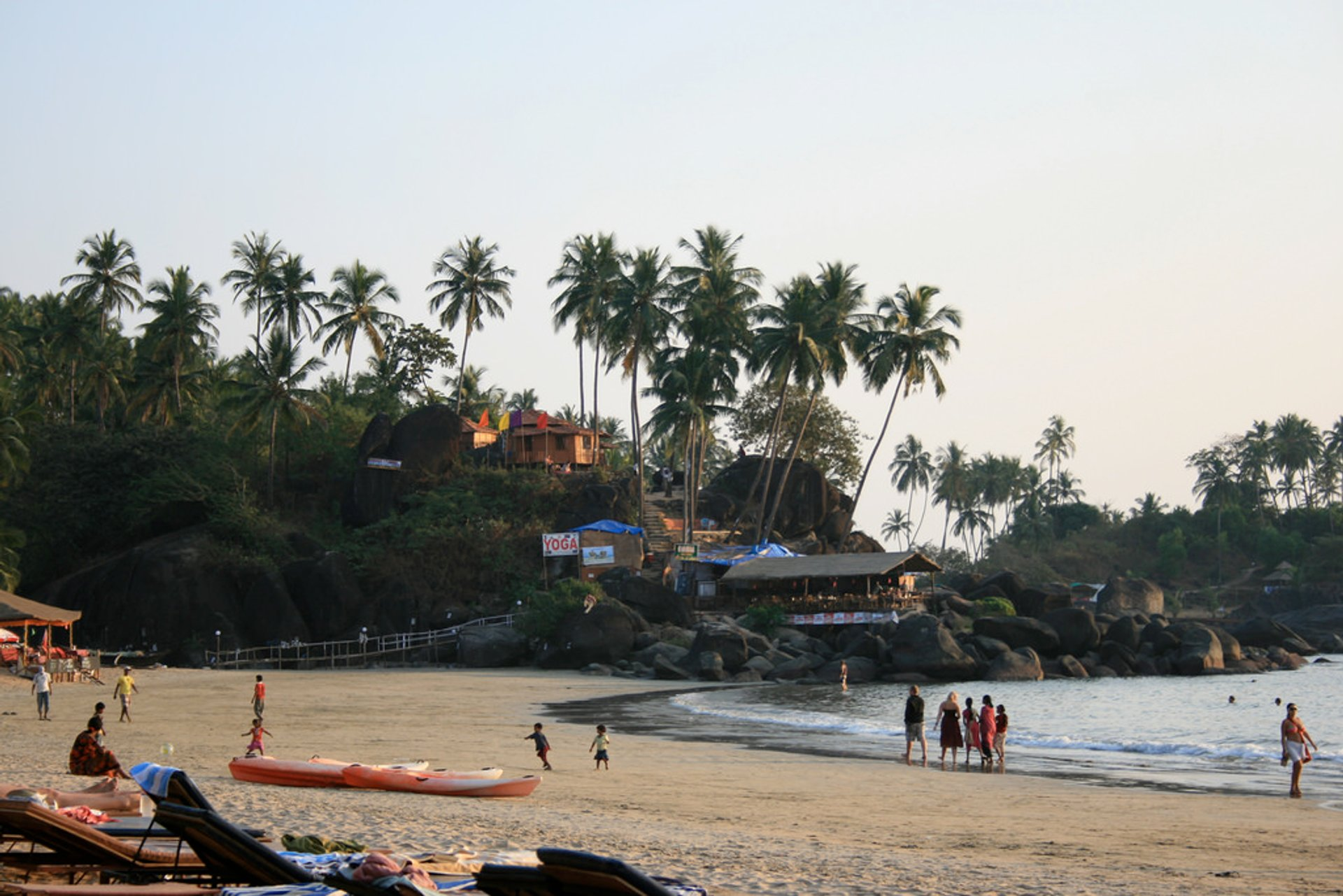 Best time for Beach Season in Goa 2020