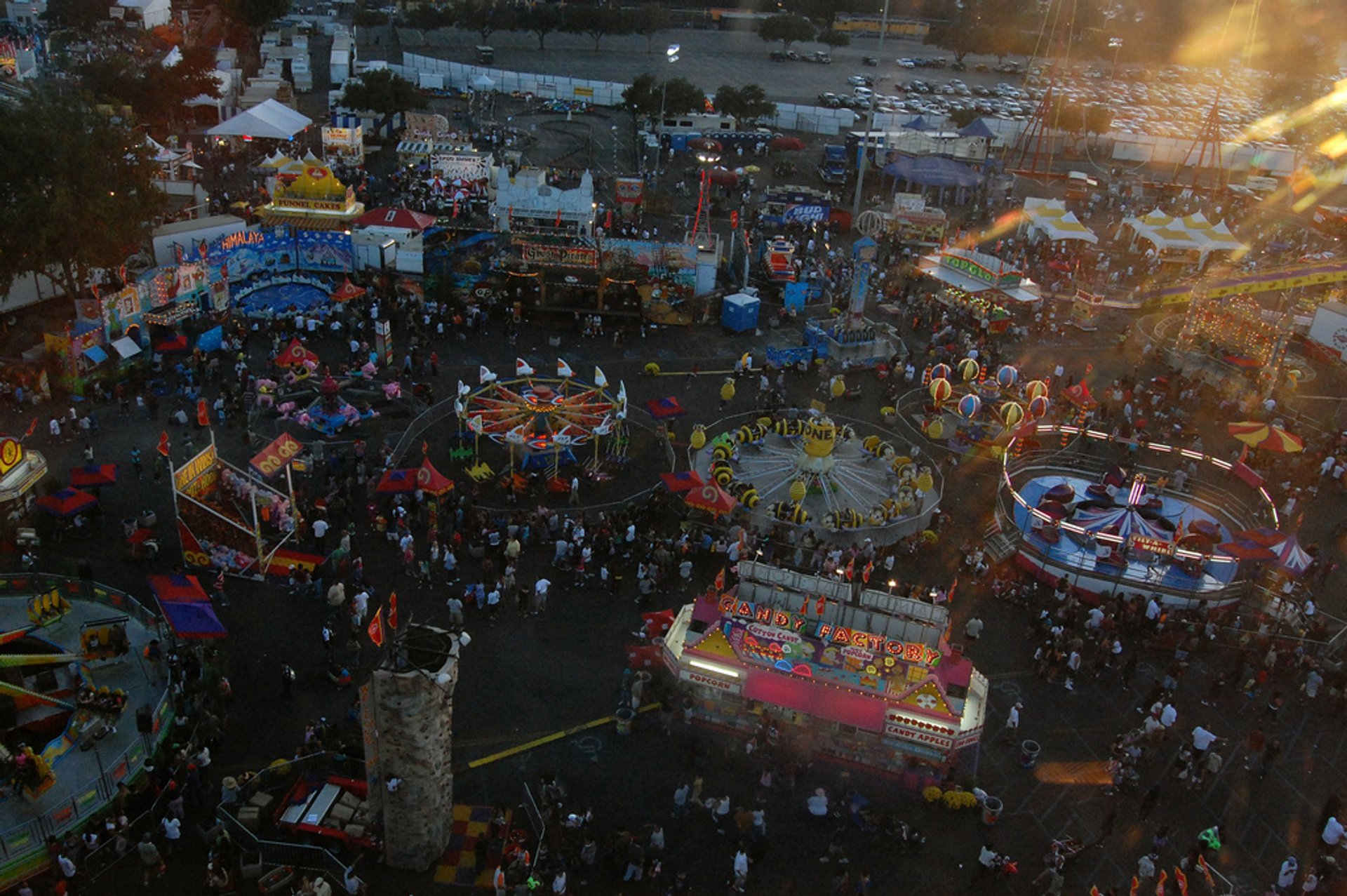 Best time for LA County Fair  in Los Angeles 2020