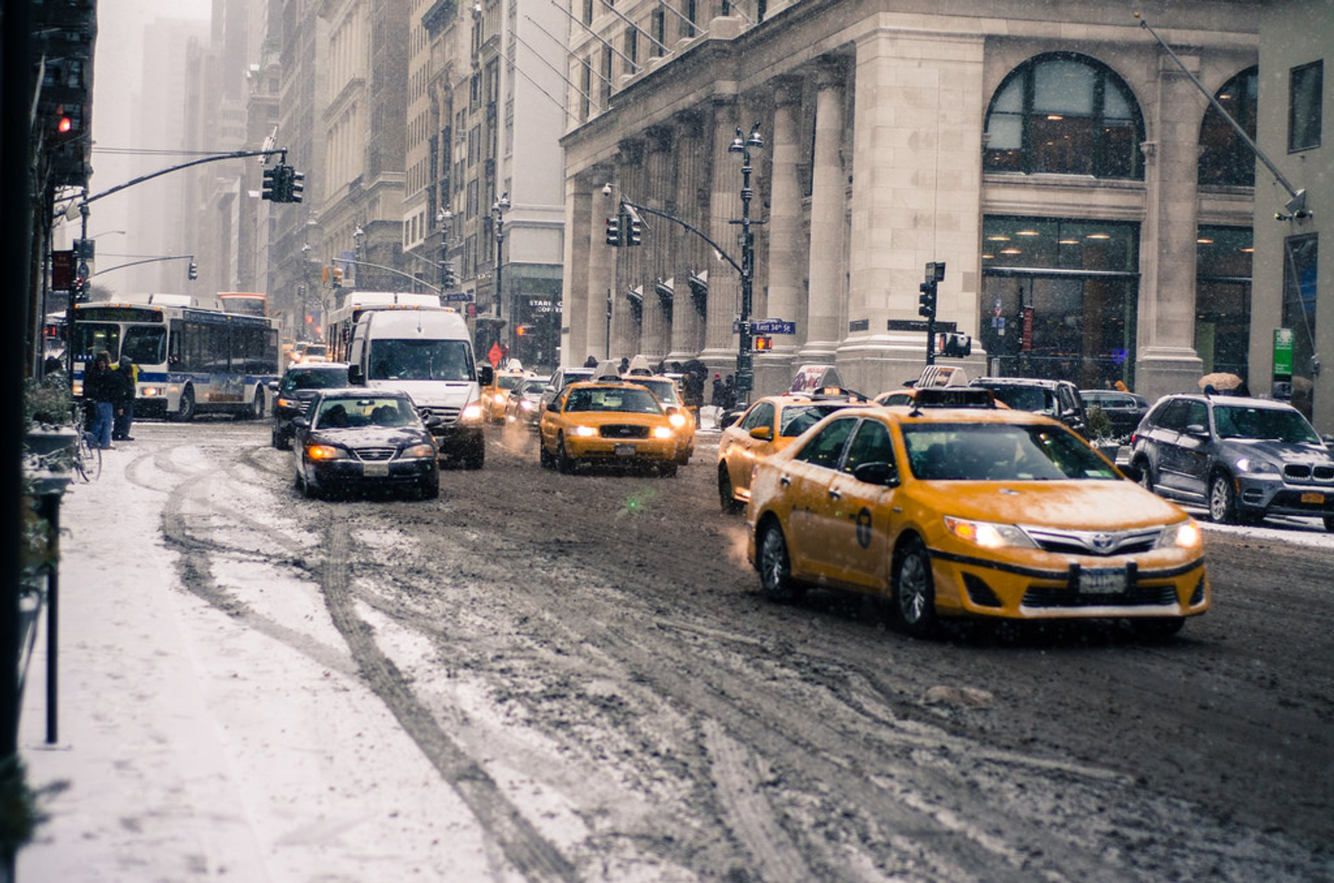 Winter in New York 2020 - Best Time