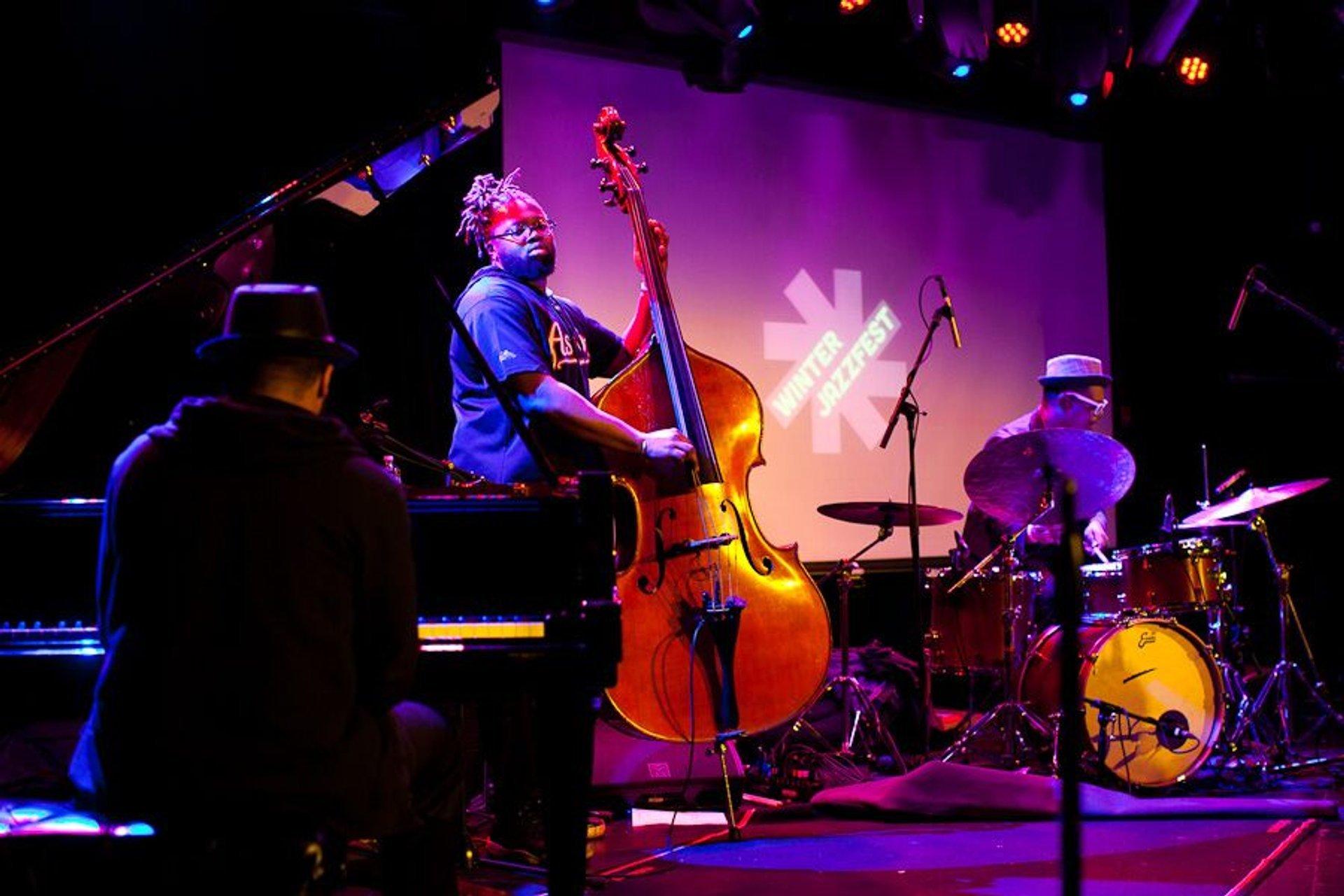 Winter Jazzfest in New York 2020 - Best Time