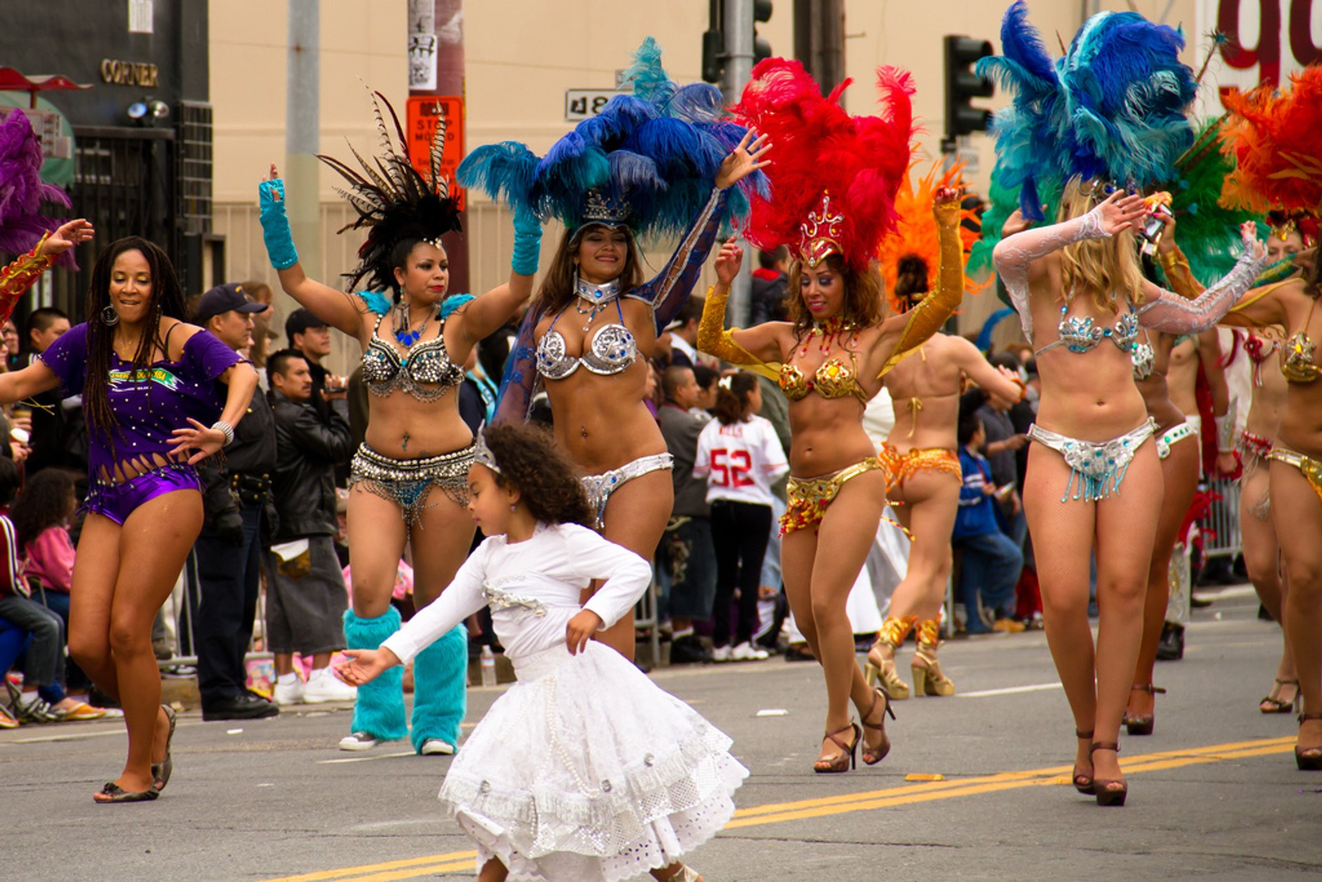 Carnaval in San Francisco - Best Time