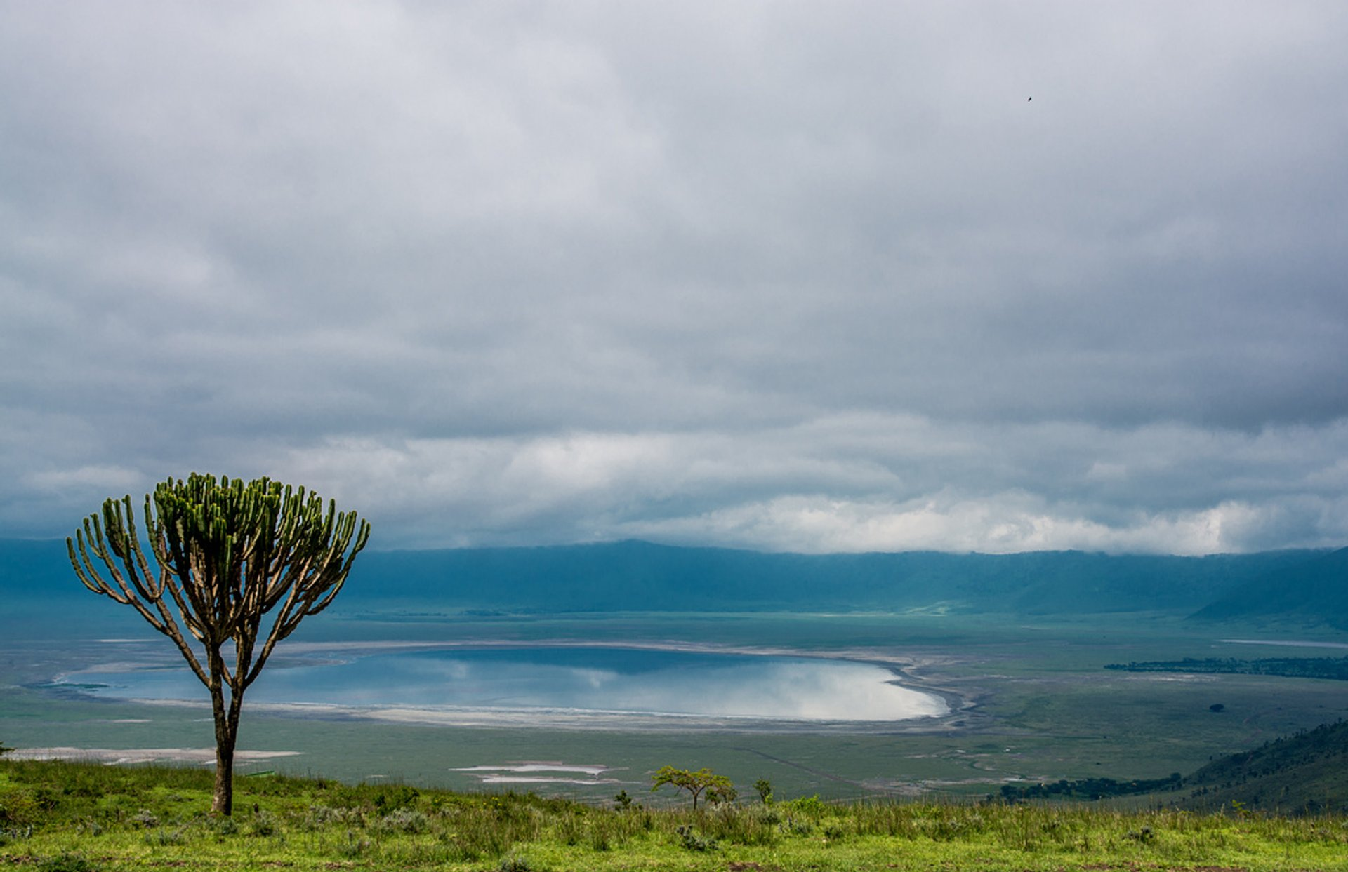 Ngorongoro Crater in Tanzania - Best Time