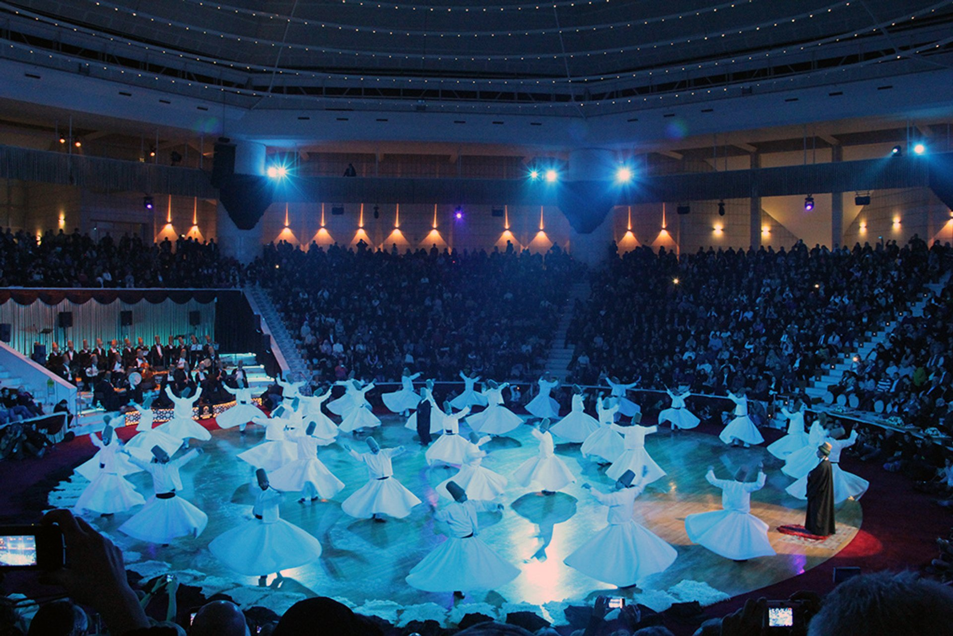 Whirling Dervishes at Mevlana Festival in Turkey 2020 - Best Time
