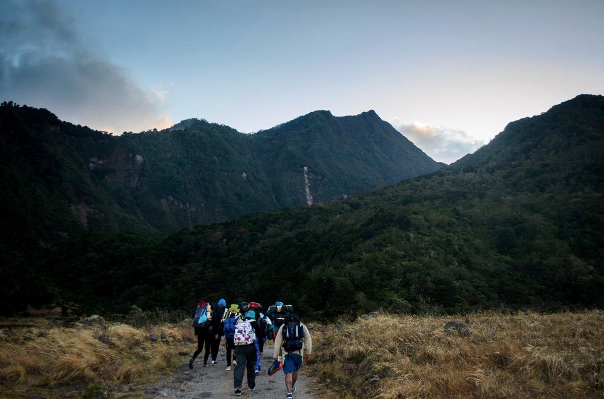 Barú Volcano in Panama - Best Season 2019