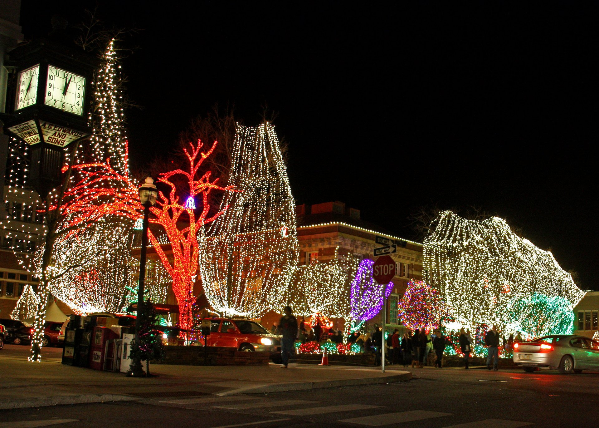 Fayetteville Christmas Lights 2020 Christmas Lights 2020 2021 in Arkansas   Dates