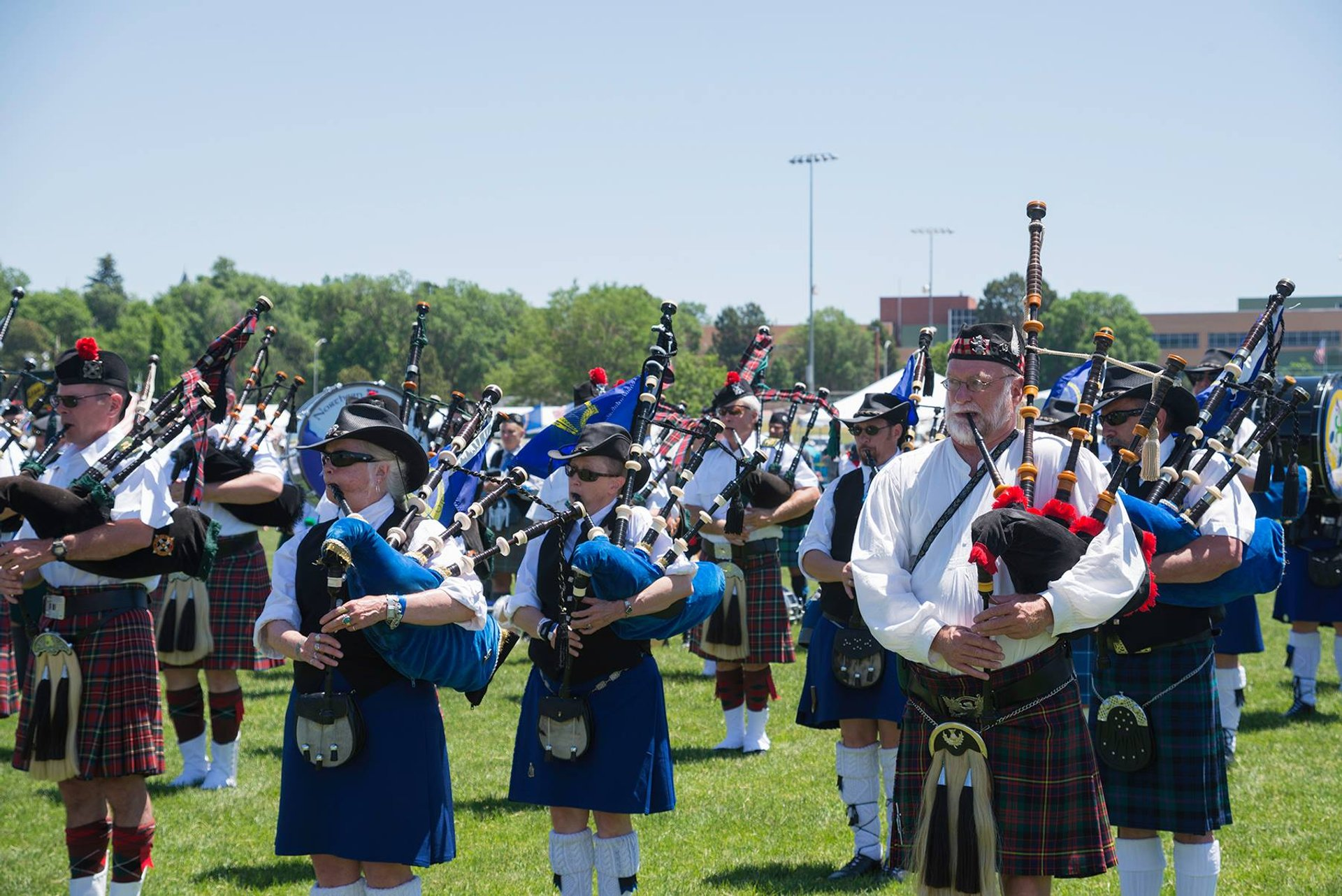 Pikes Peak Celtic Festival in Colorado 2020 - Best Time