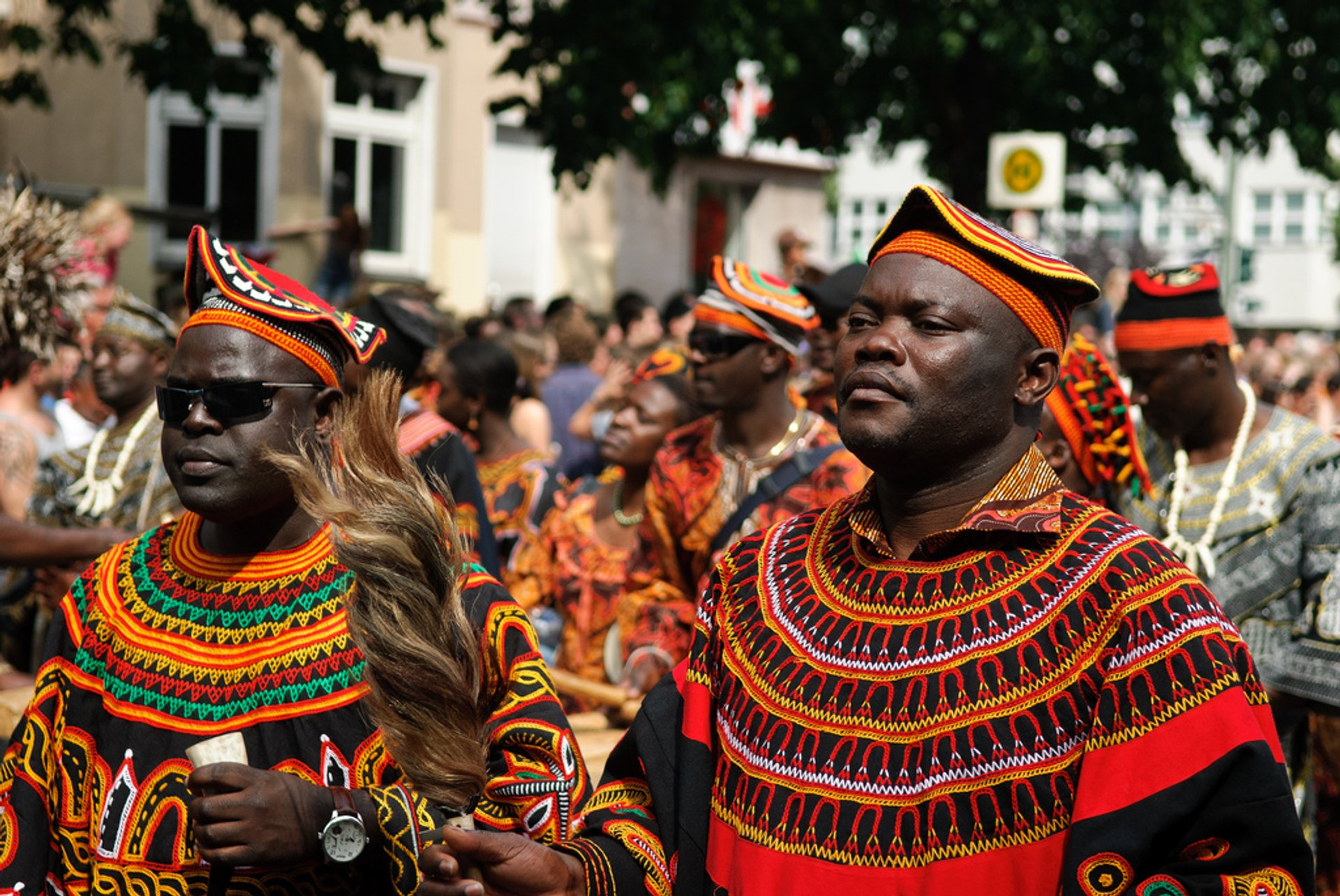 Best time to see Carnival of Cultures in Berlin 2019