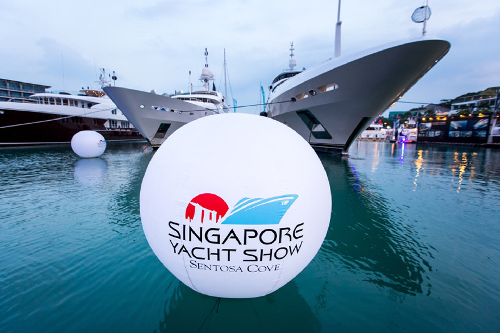 Singapore Yacht Show in Singapore 2020 - Best Time